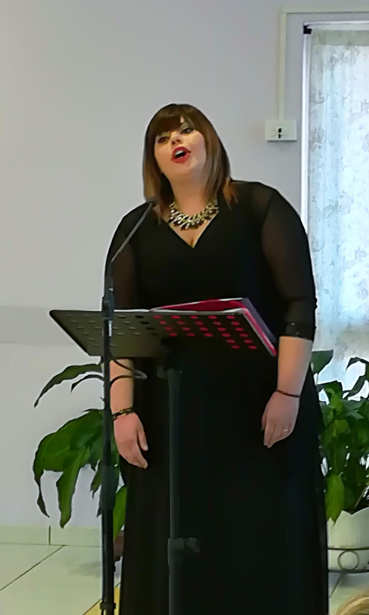voce solista Fatima Bertuccelli