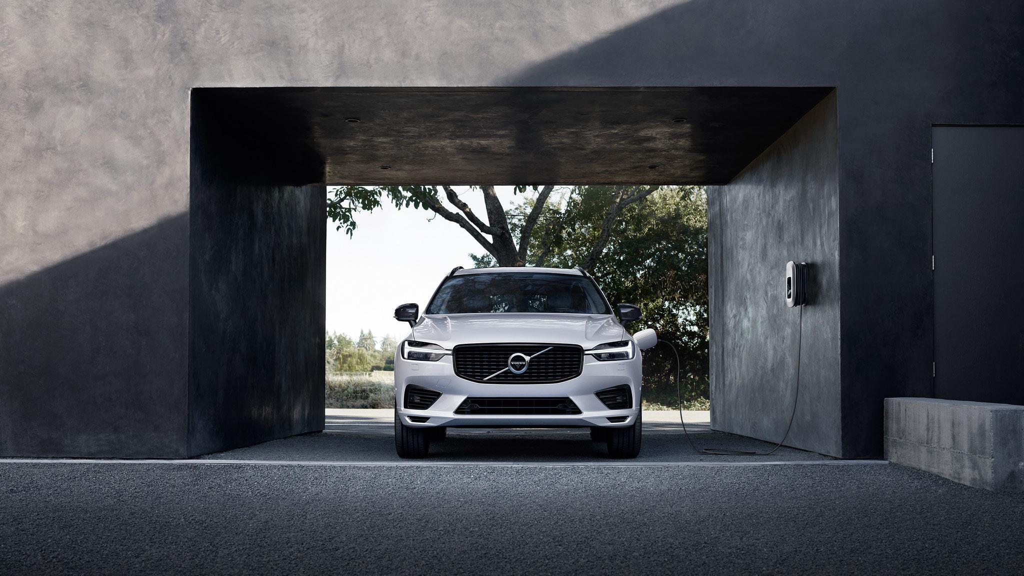 Volvo XC60 Recharge Plug-in Hybrid Sommerprämie