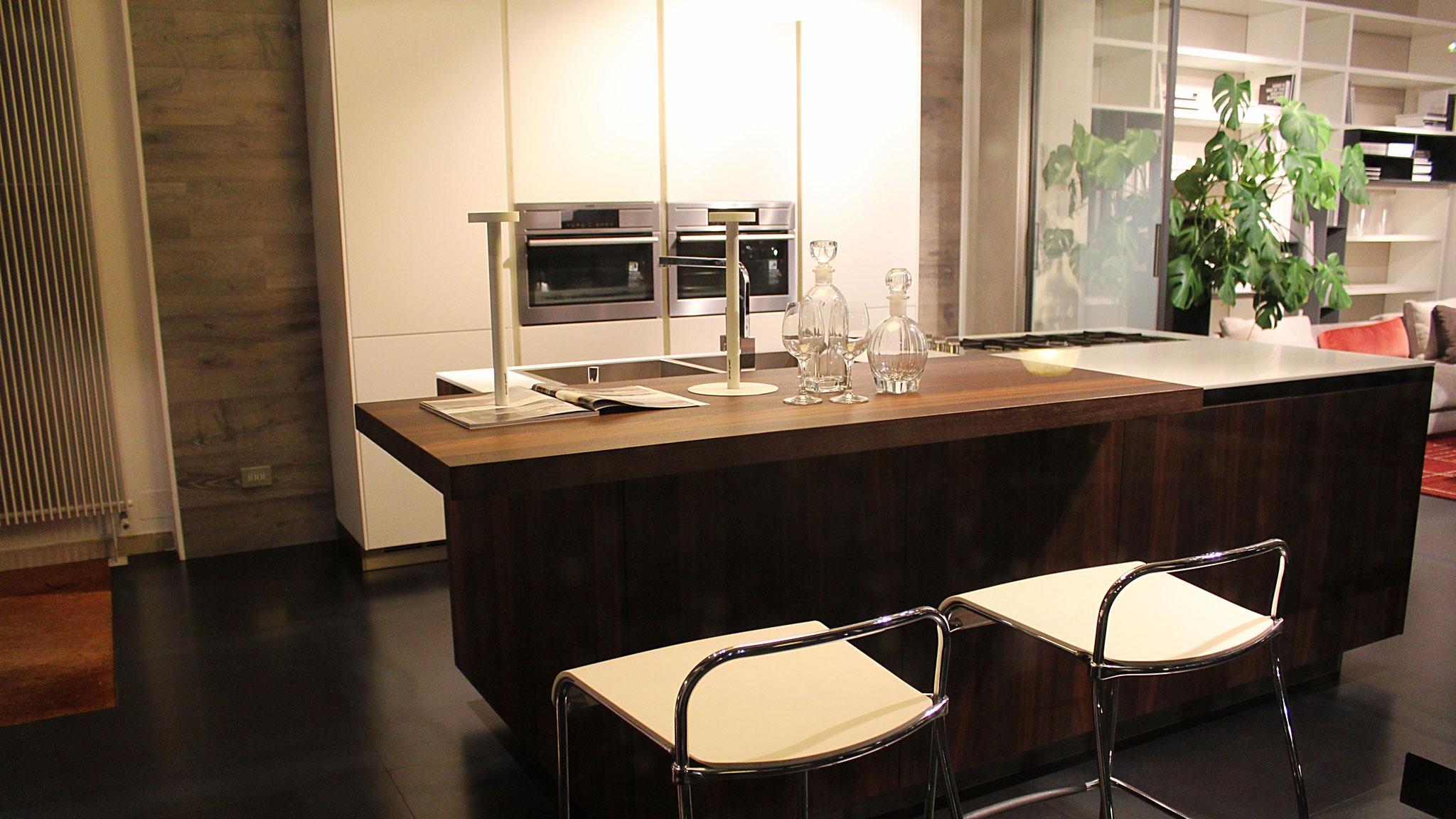 offene Küche auf Wunsch - Animation