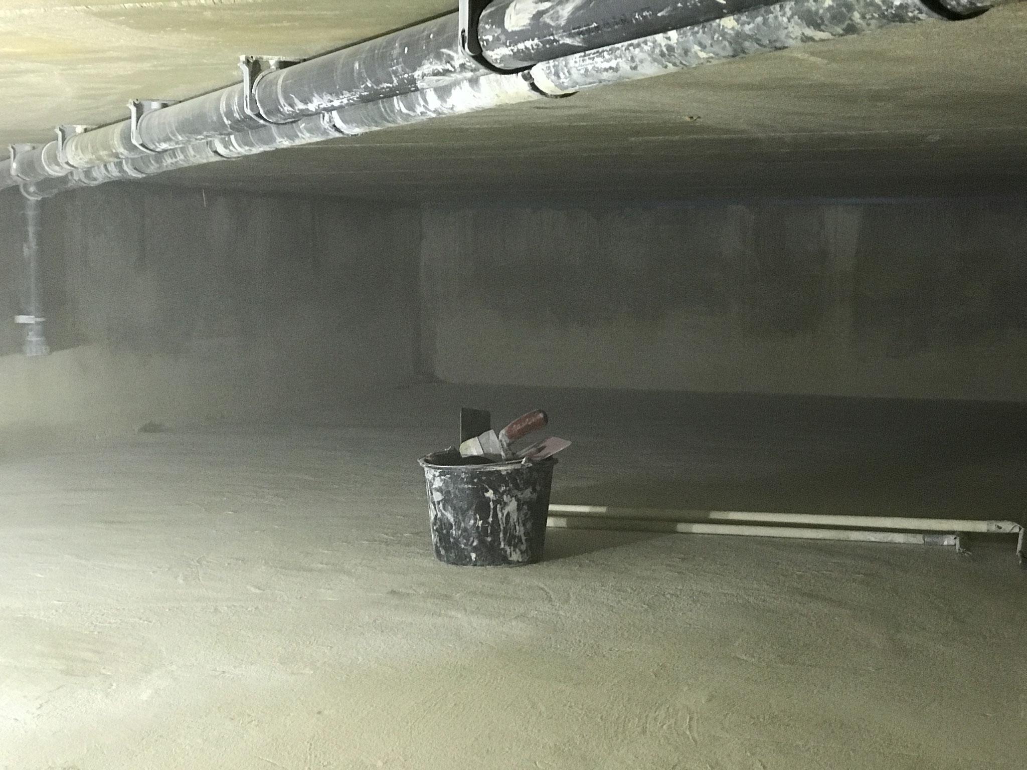 Buffertank renovatie