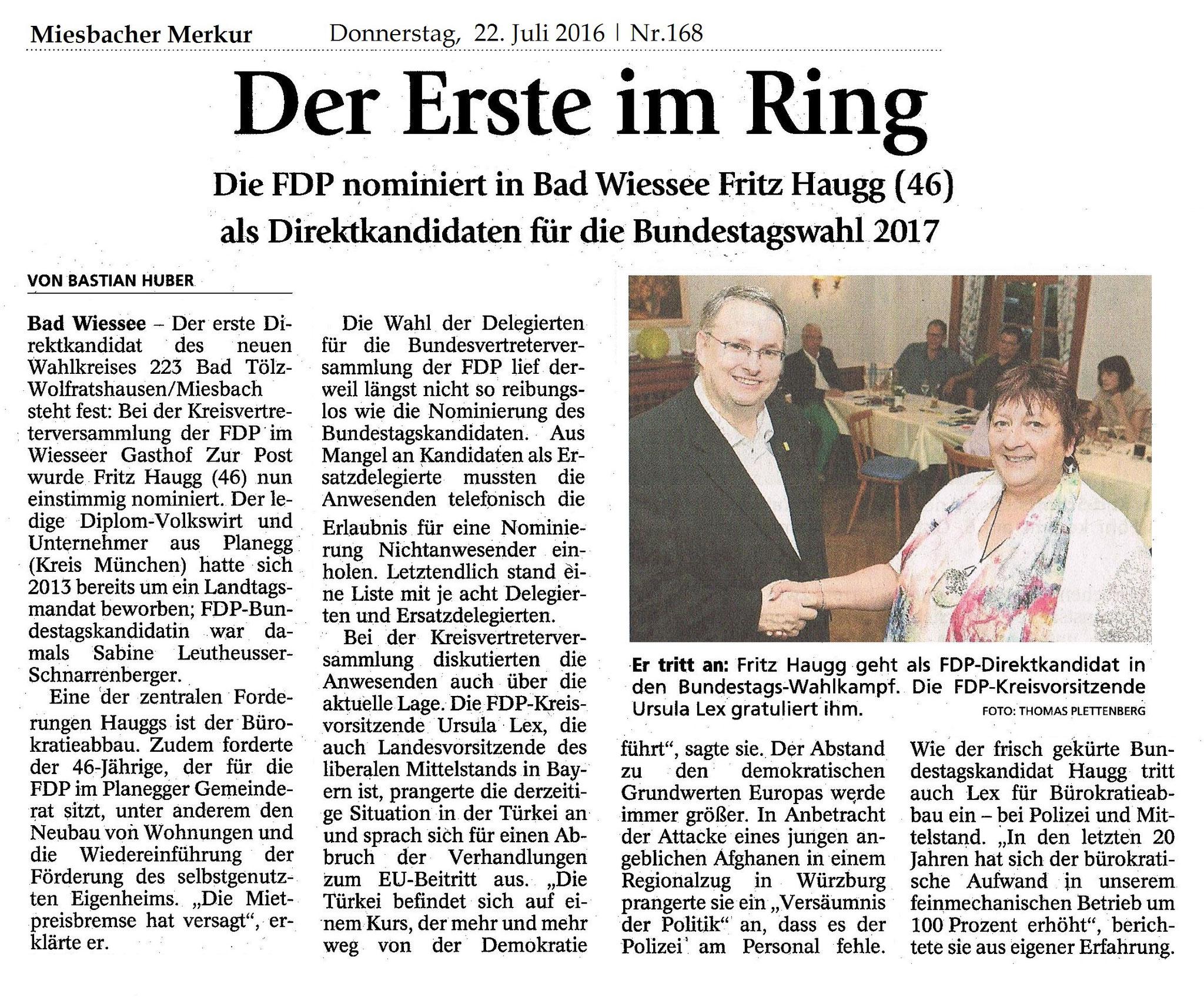 22. Juli 2016: Der erste Ring (.jpg)