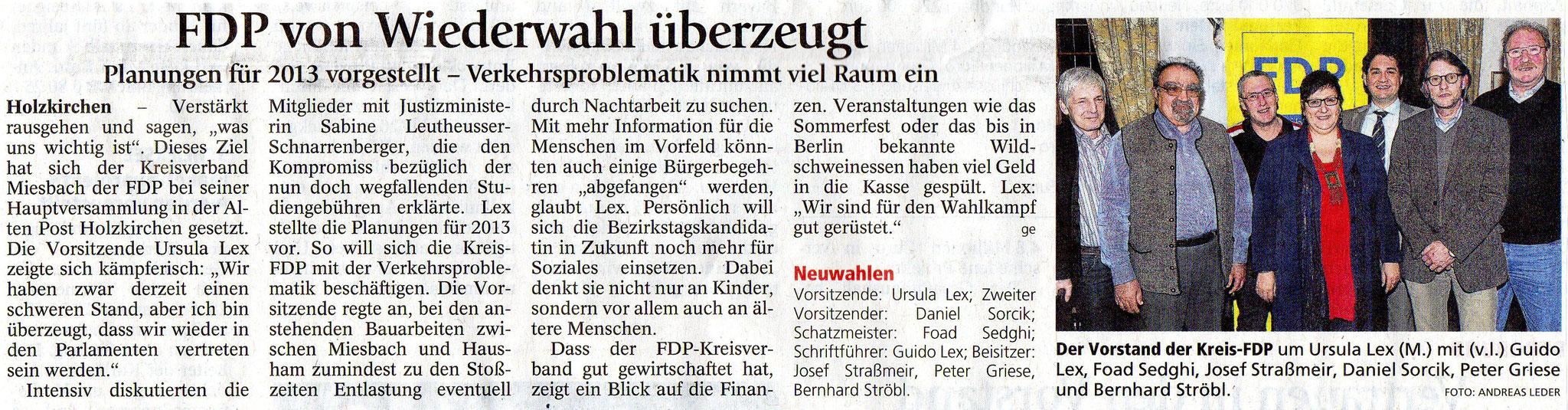26. Februar 2013: FDP von Wiederwahl überzeugt (.jpg)
