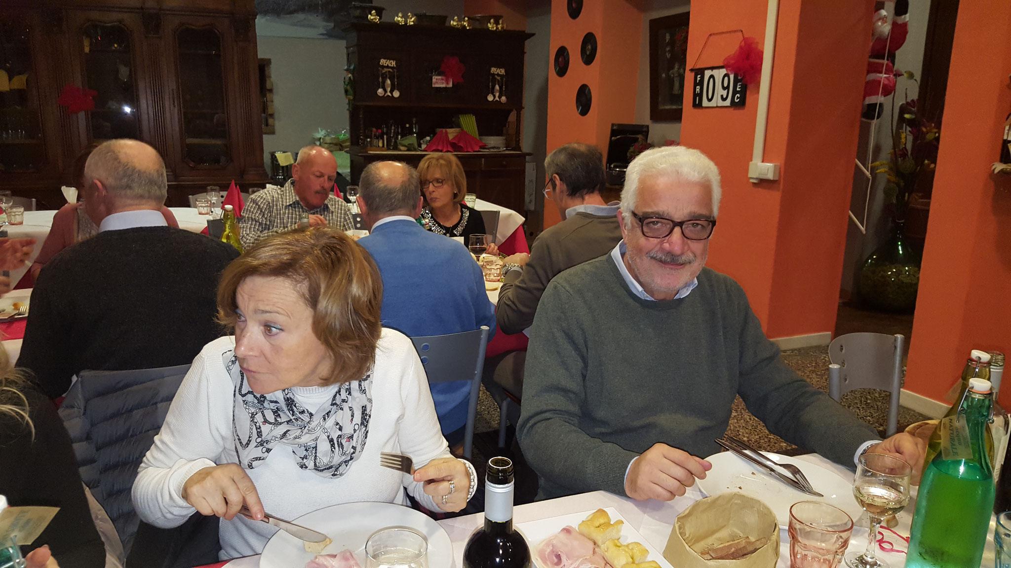 Elvadia e Giorgio