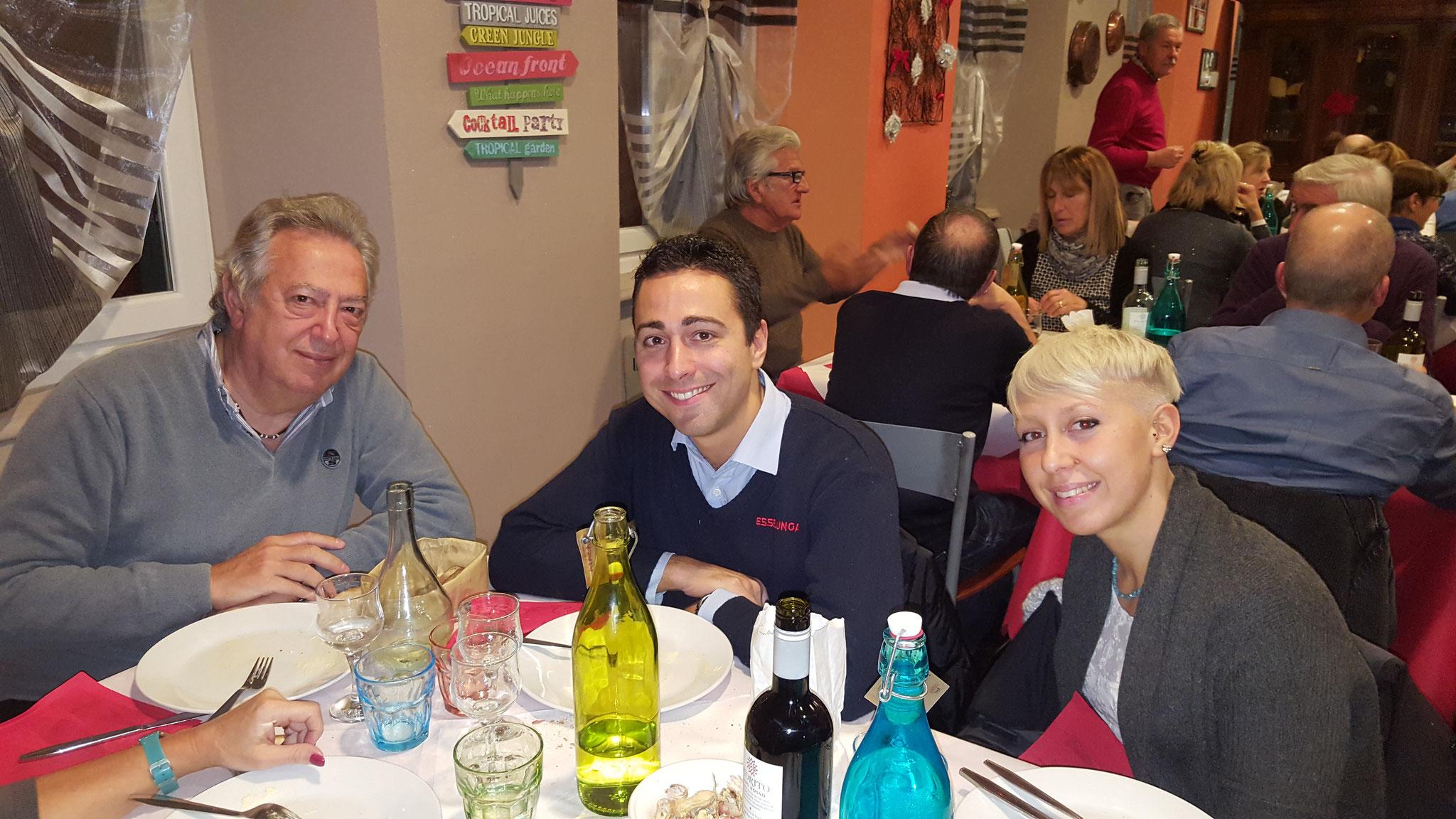 Gabrio, Andrea e Chiara