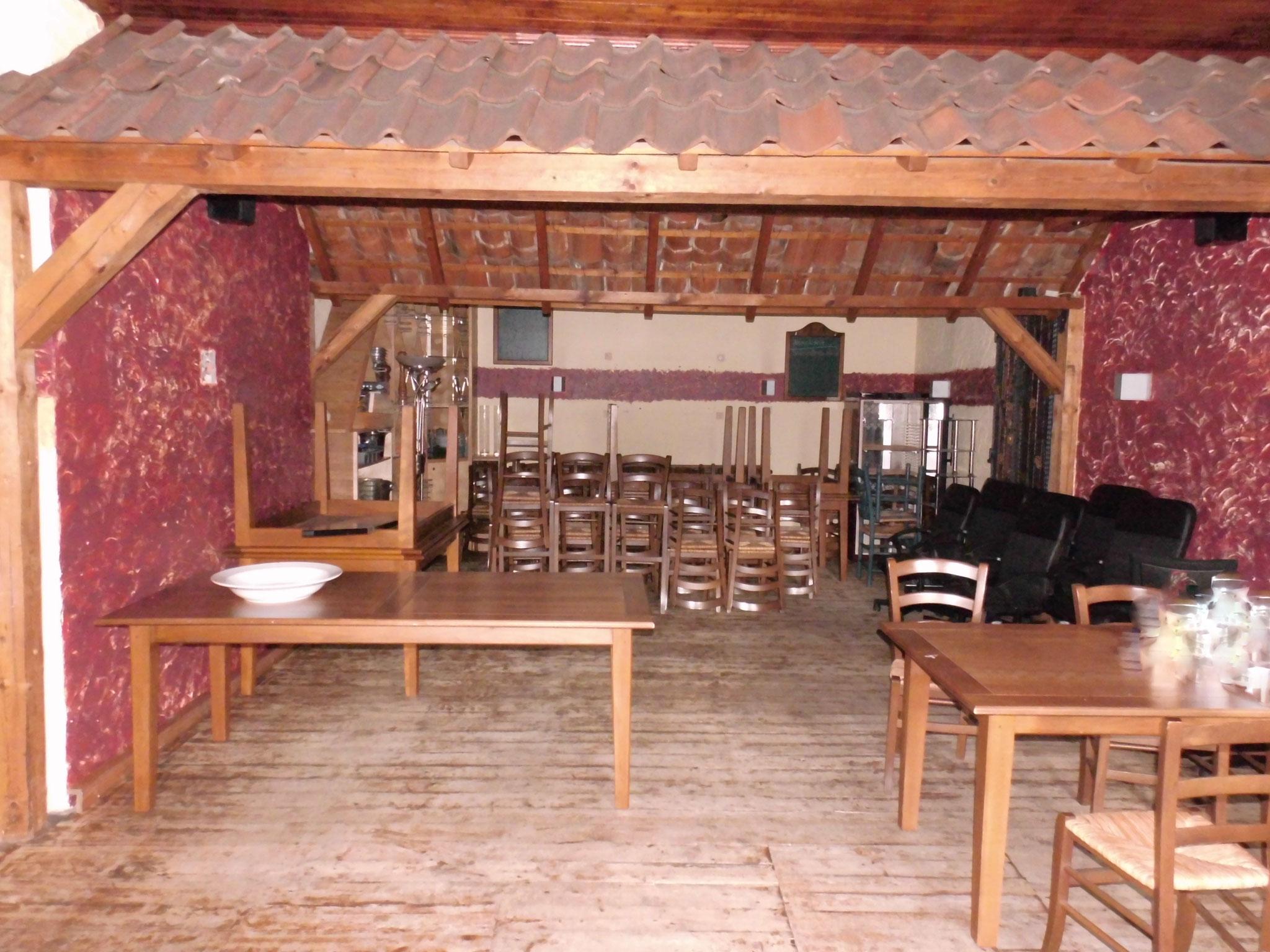 Gast-Raum im mediteranen Stil