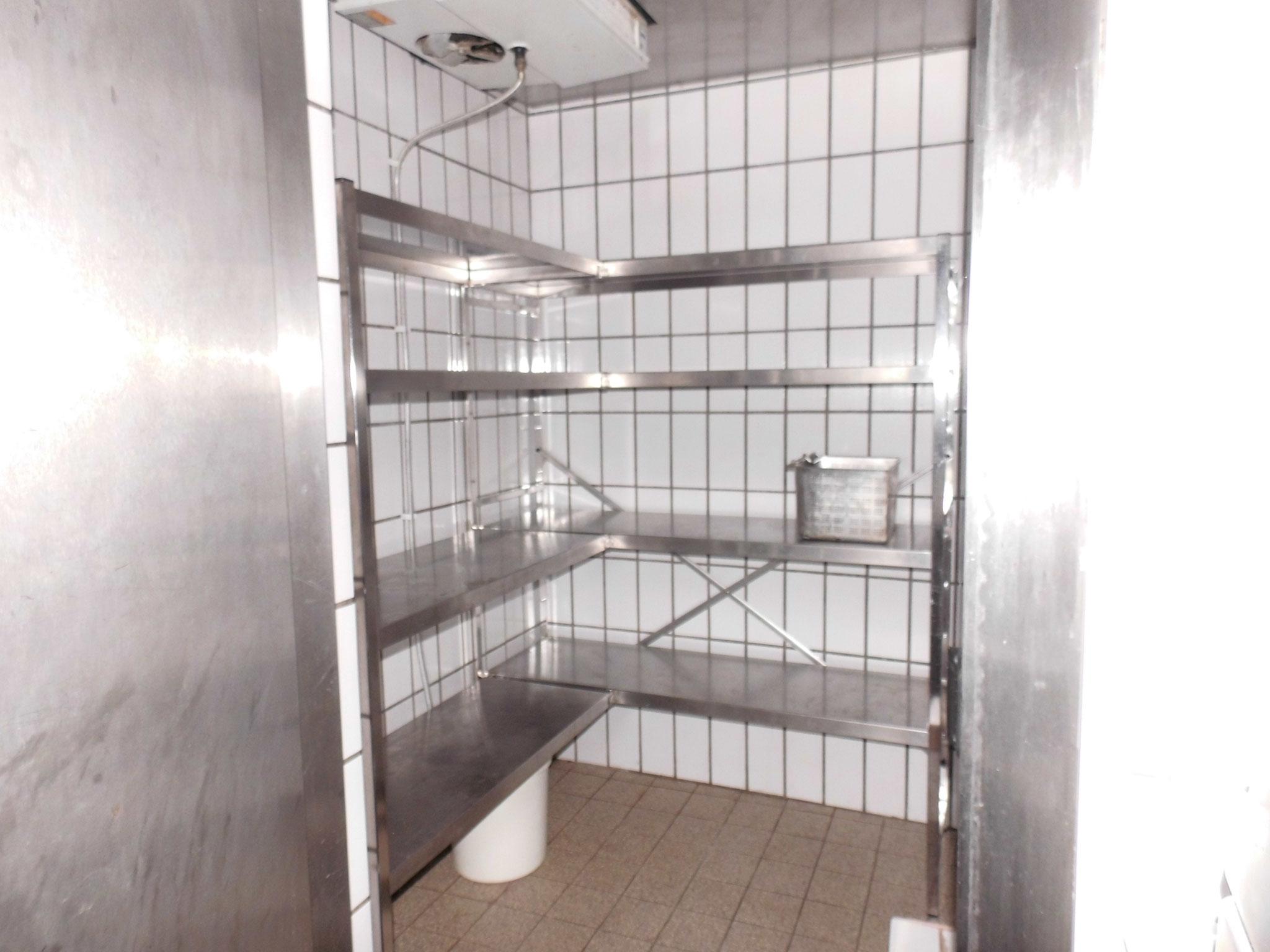 Separater Kühlraum