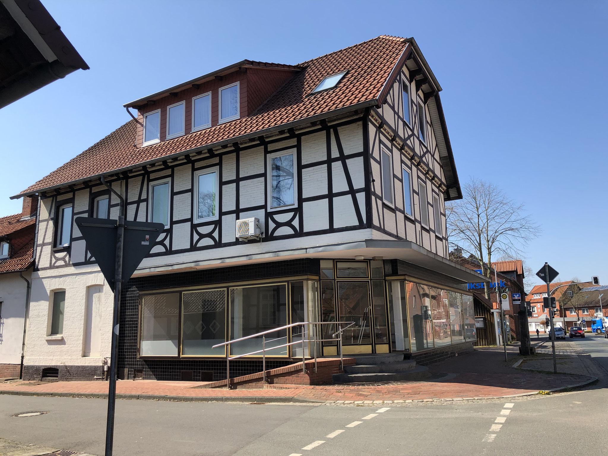 Wohn- und Geschäftshaus in Liebenau