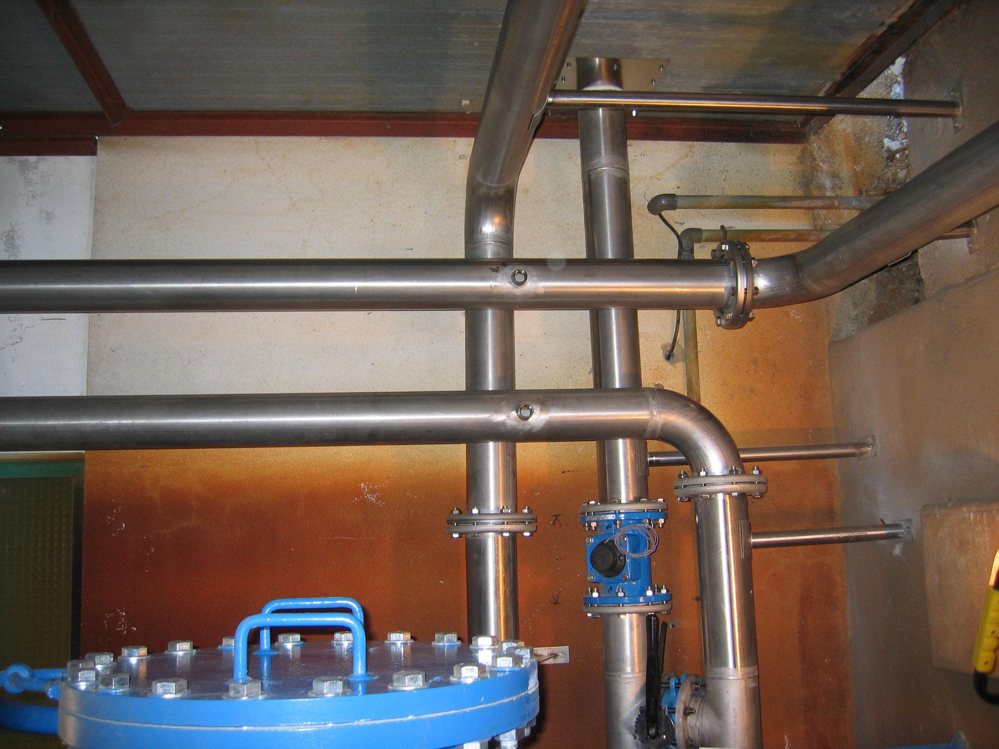 réseau d'eau