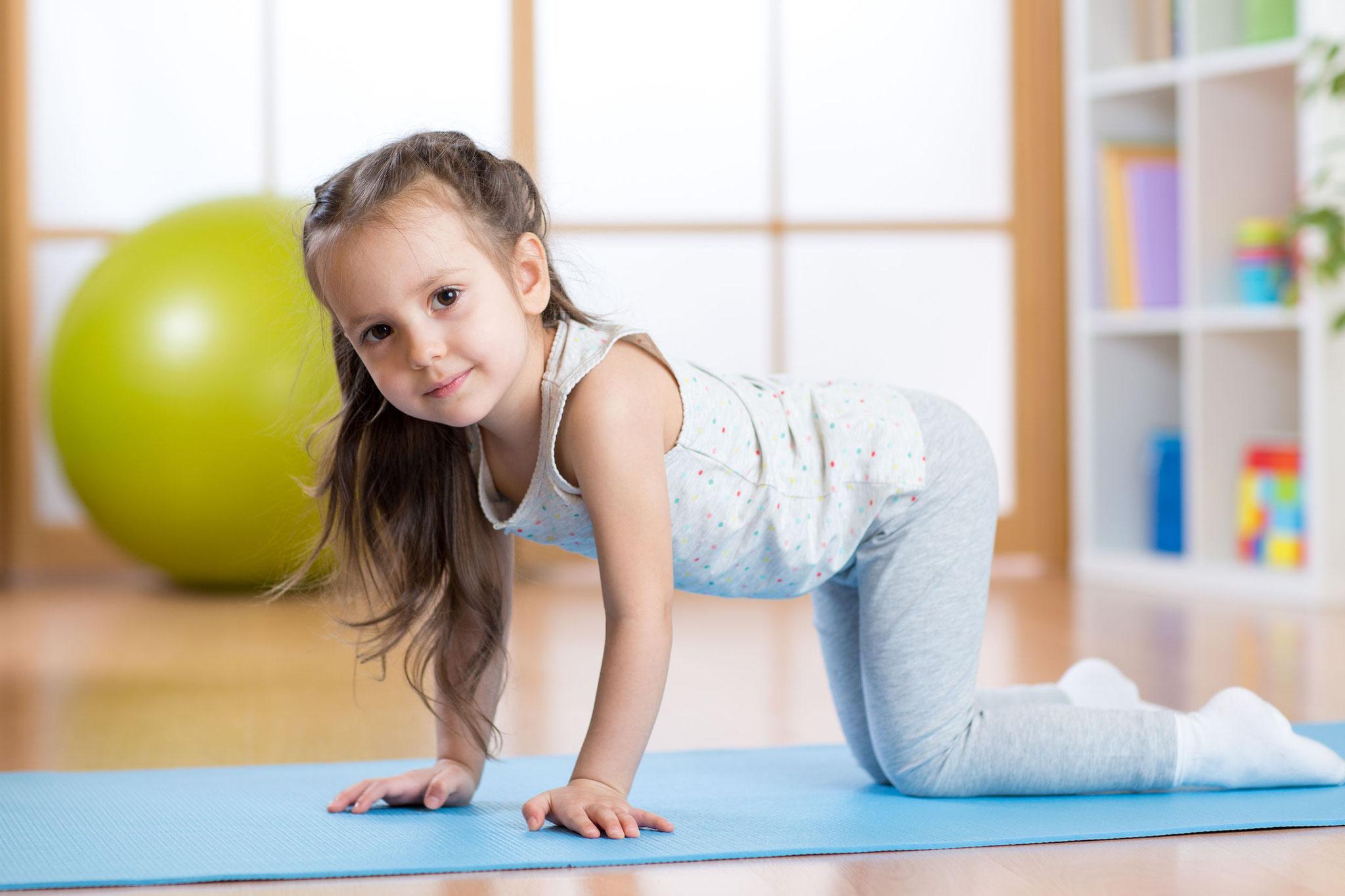 Wie bewegt sich Ihr Kind?