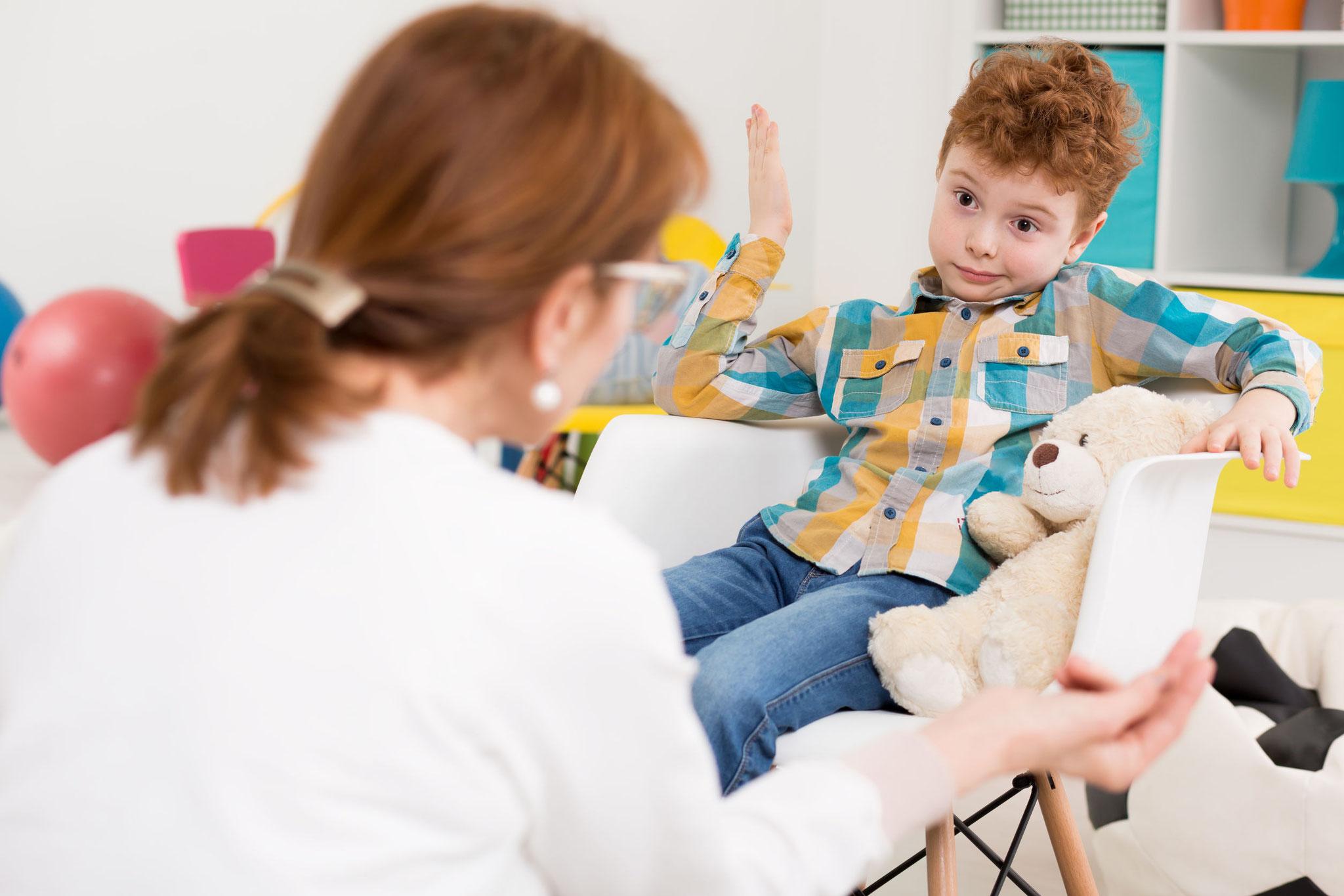 Wie verhält sich Ihr Kind?