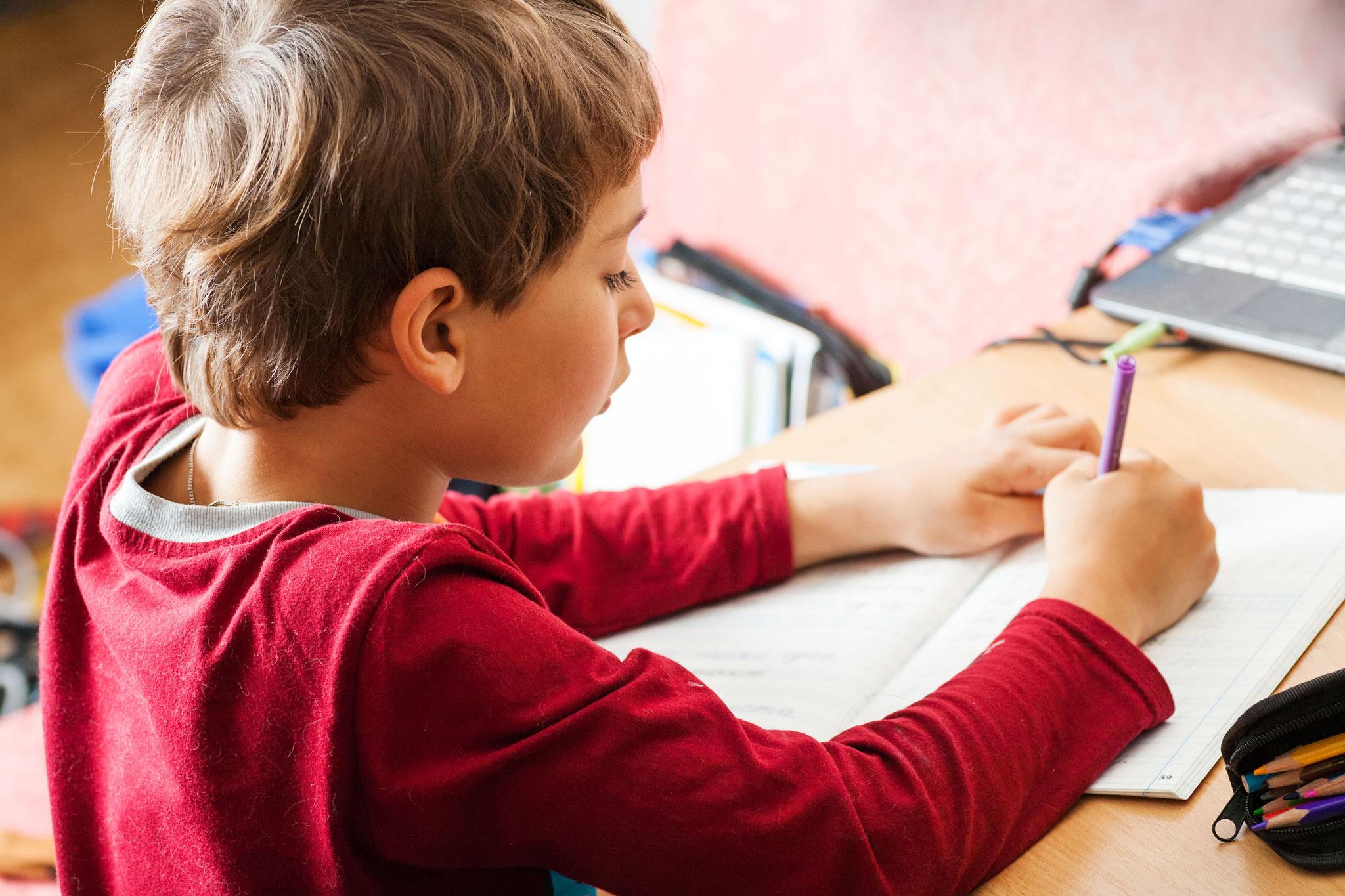 Wie lernt Ihr Kind?