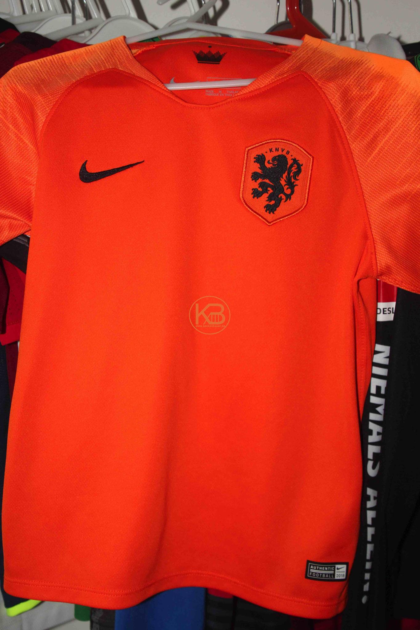 Nike Nationalmannschaftstrikot der Niederlande