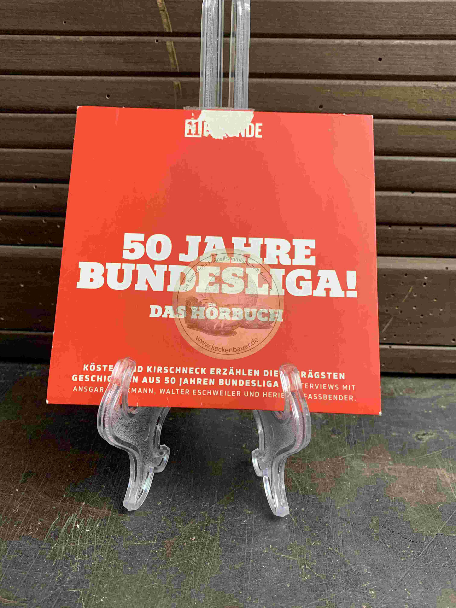 2013 50 Jahre Bundesliga Das Hörbuch