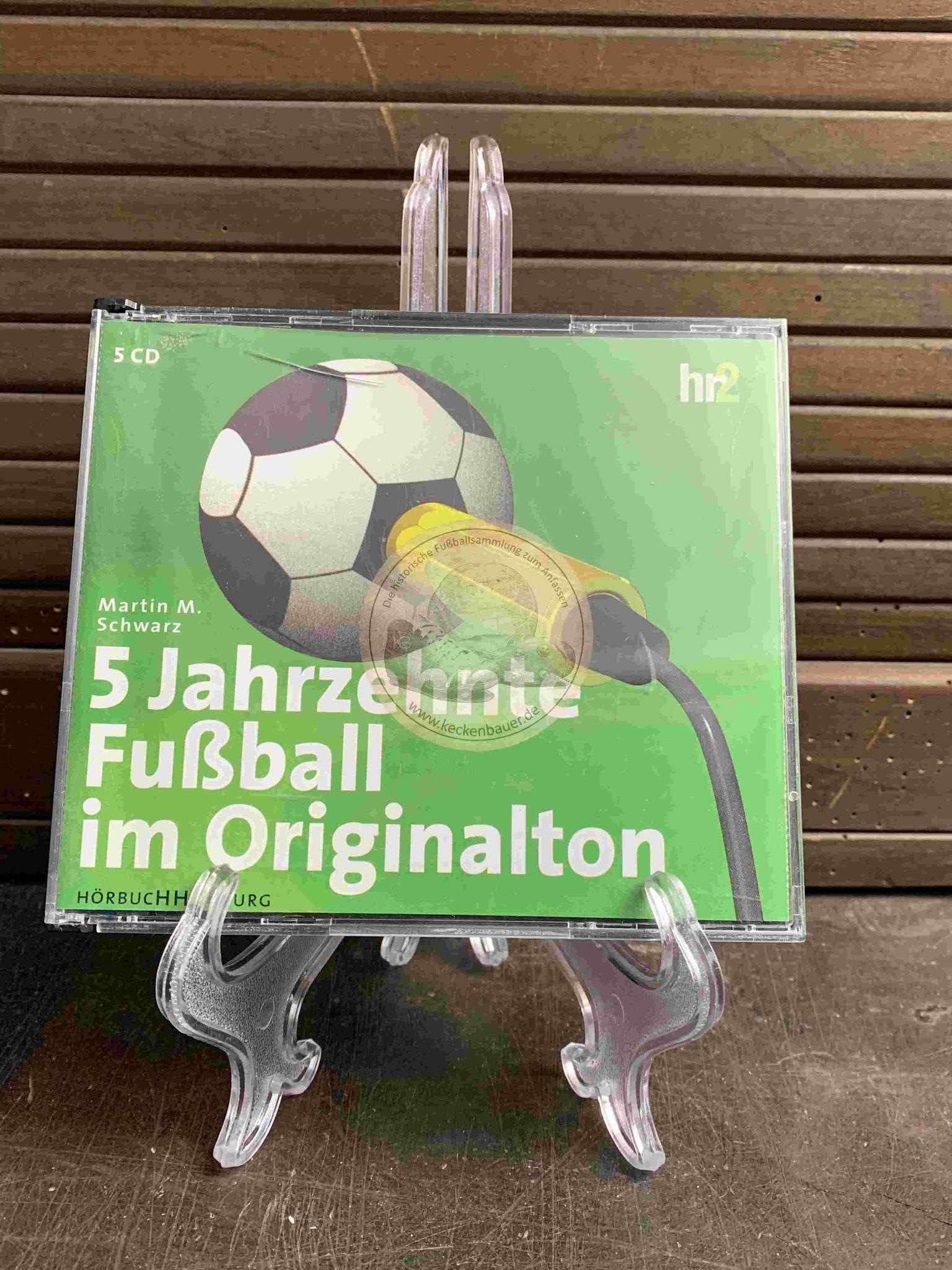 2000 5 Jahrzehnte Fußball im Originalton