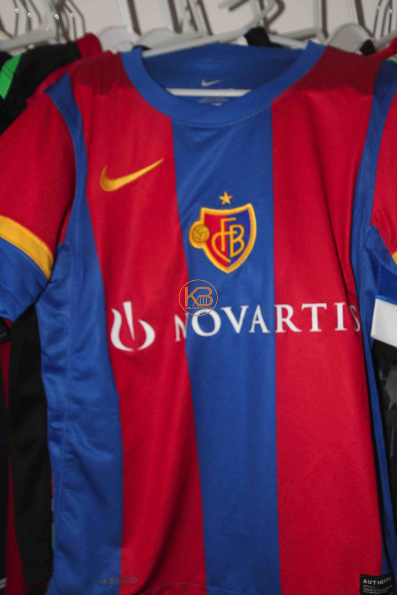 Nike Trikot vom FC Basel