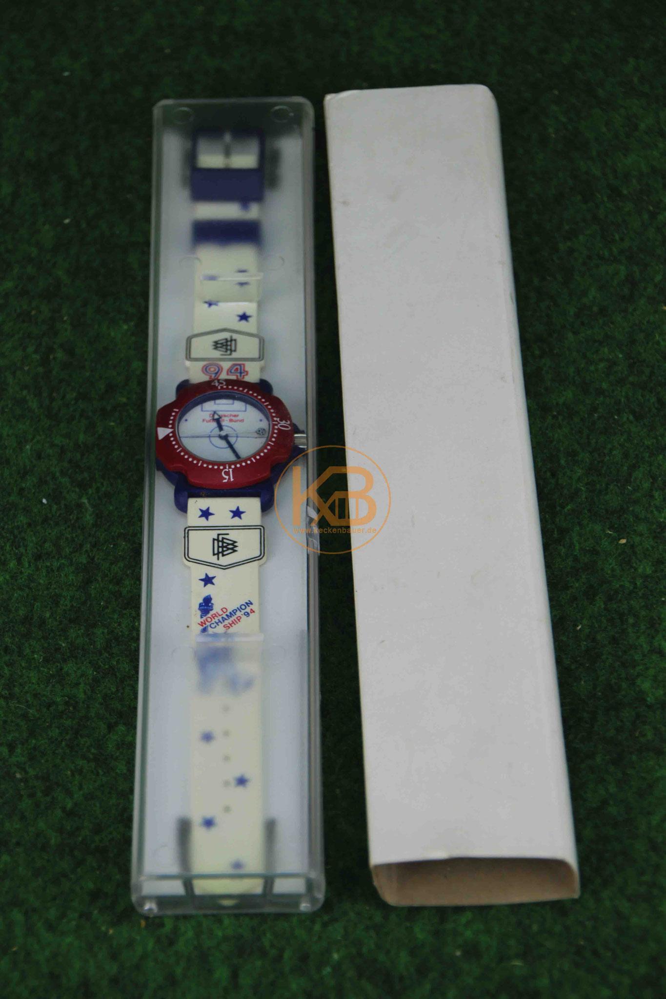 DFB -Armbanduhr zu WM 1994 in den USA 1/2