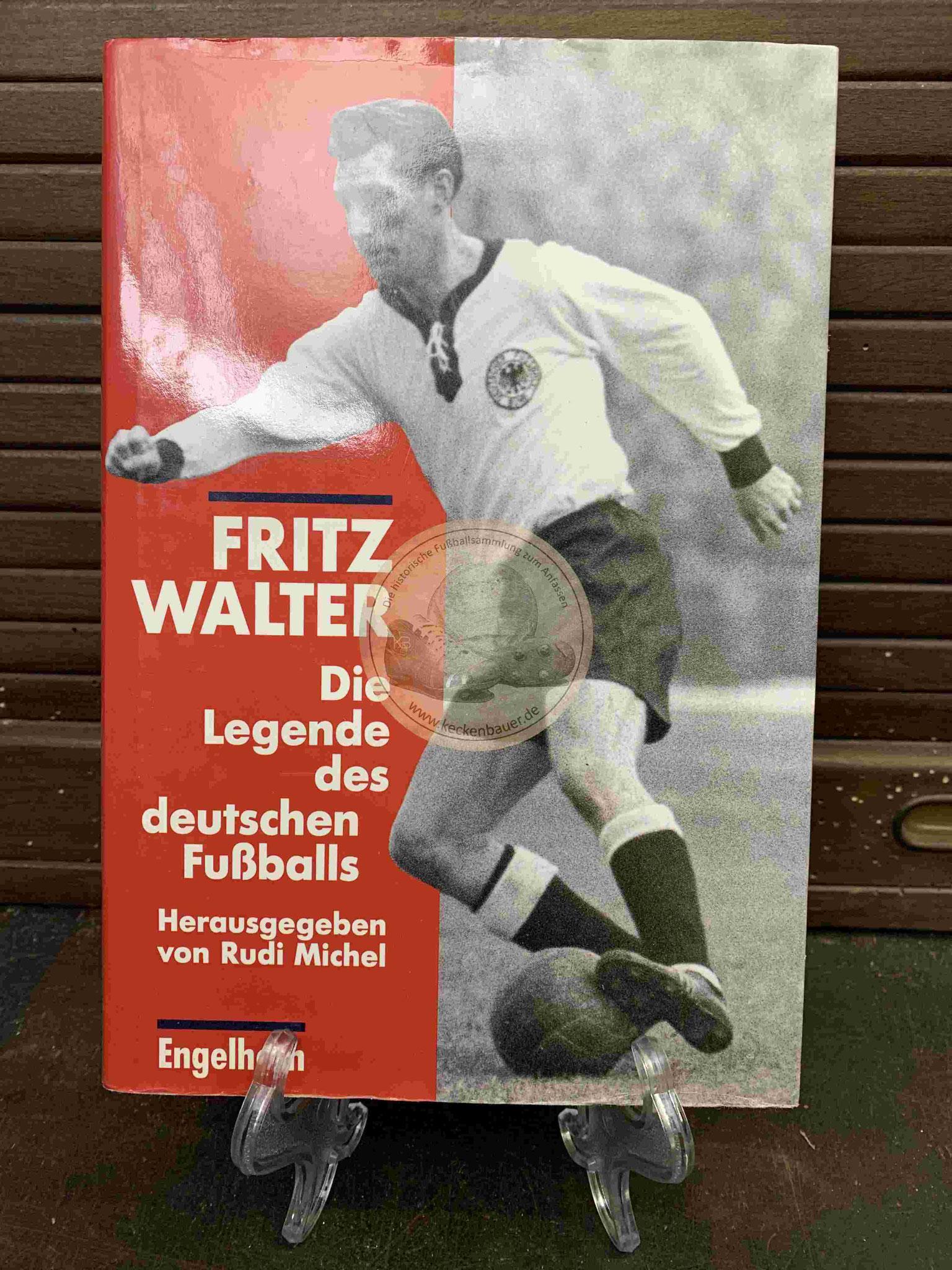 Fritz Walter Die Legenden des deutschen Fußballs aus dem Jahr 1995
