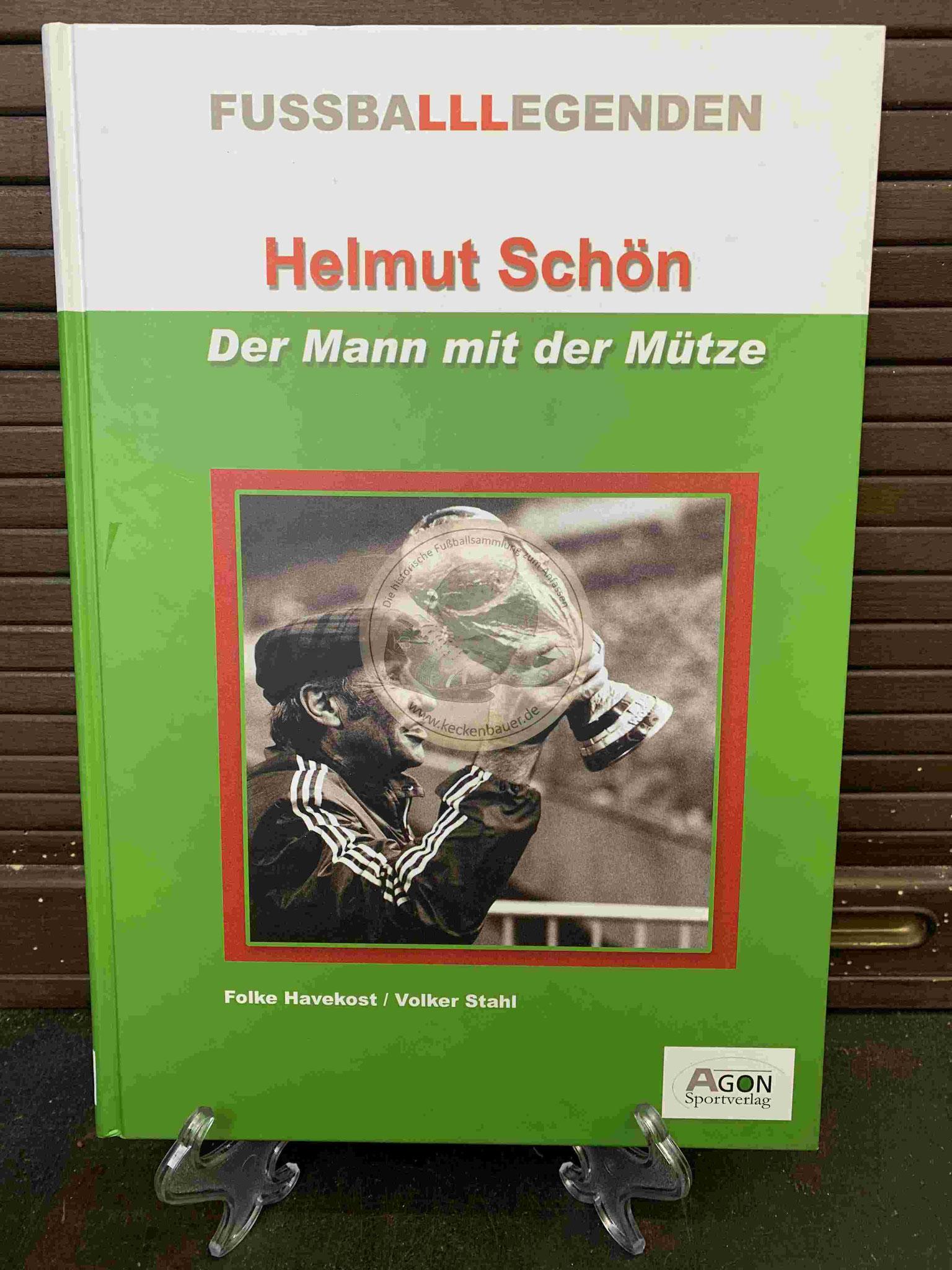 Helmut Schön Der Mann mit der Mütze aus dem Jahr 2006