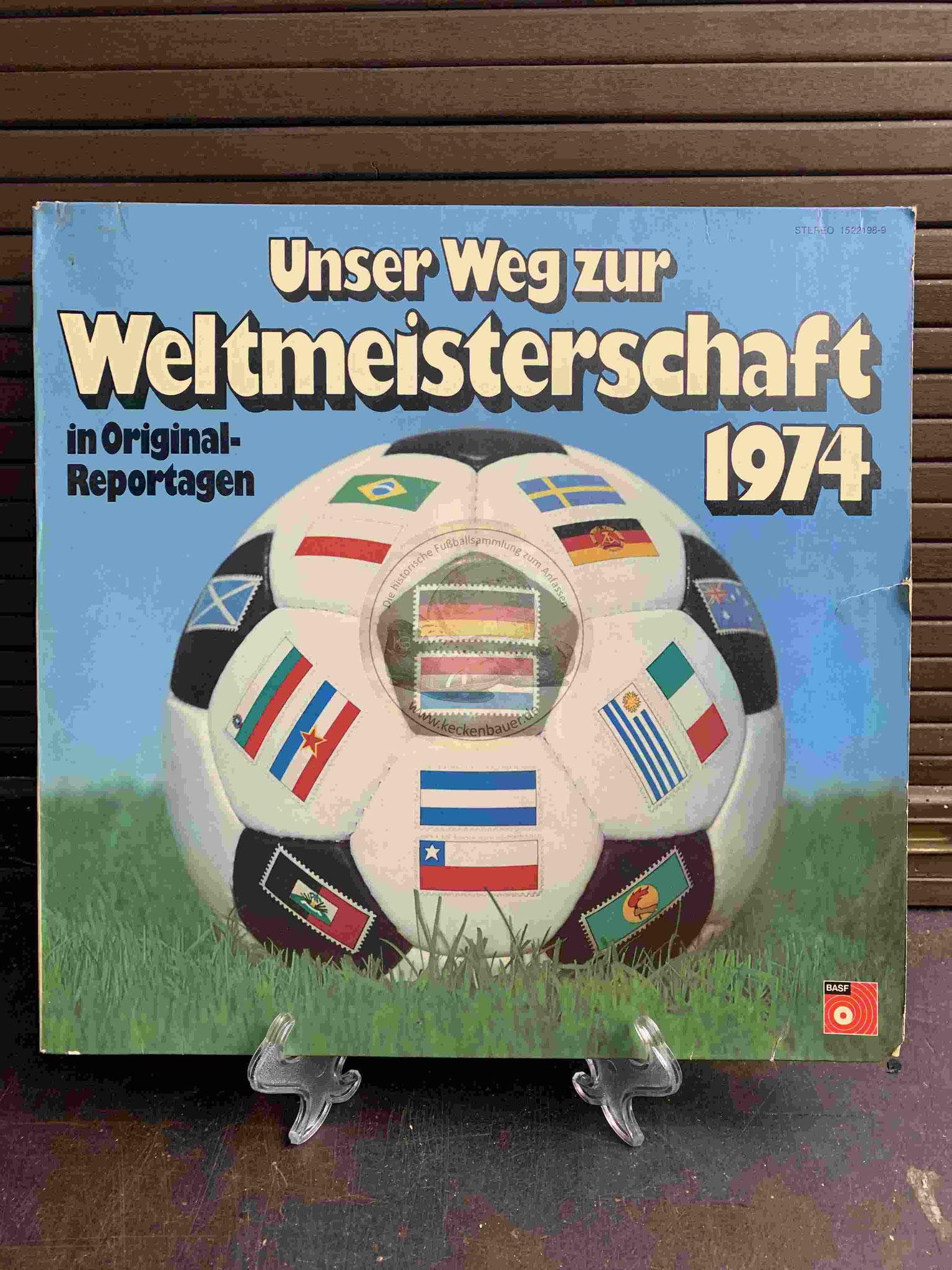 1974 Unser Weg zur Weltmeisterschaft 1974