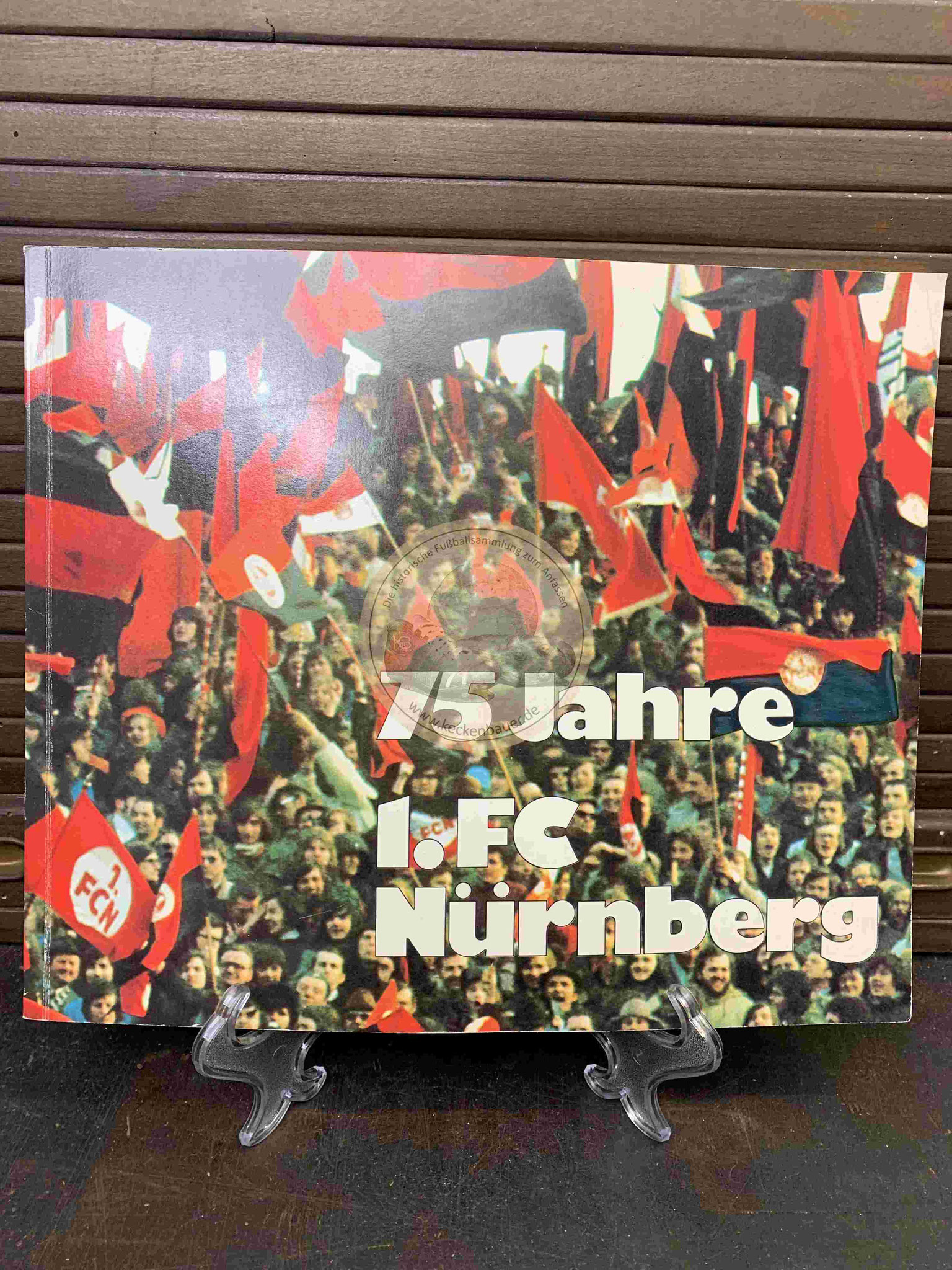 75 Jahre 1.FC Nürnberg aus dem Jahr 1975