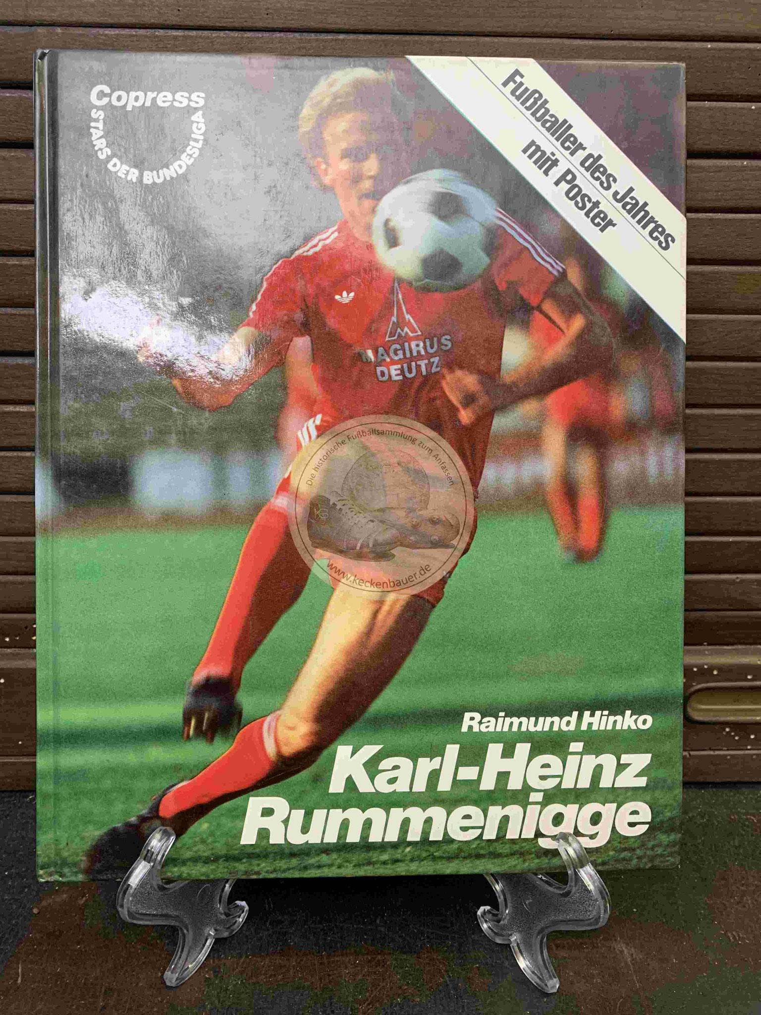 Raimund Hinko Karl-Heinz Rummenigge aus dem Jahr 1983