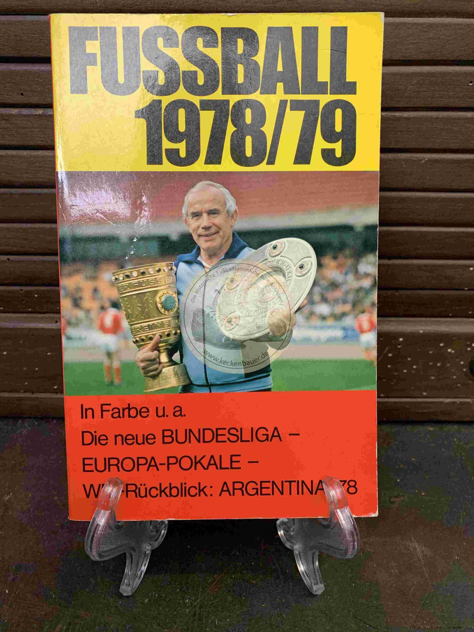 Fussball 1978/79