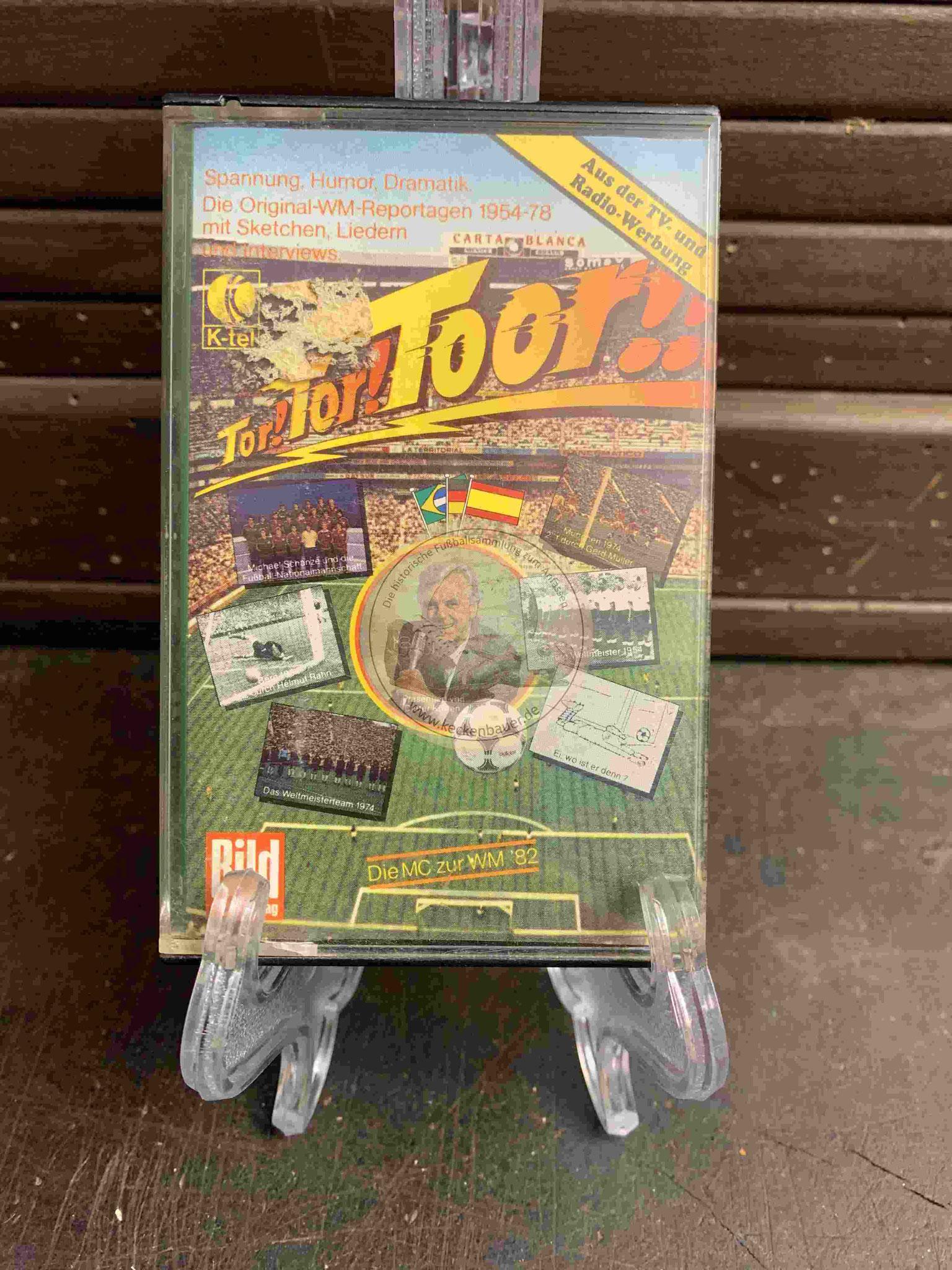 1982 Tor Tor Tor!!! Die MC zur WM 1982