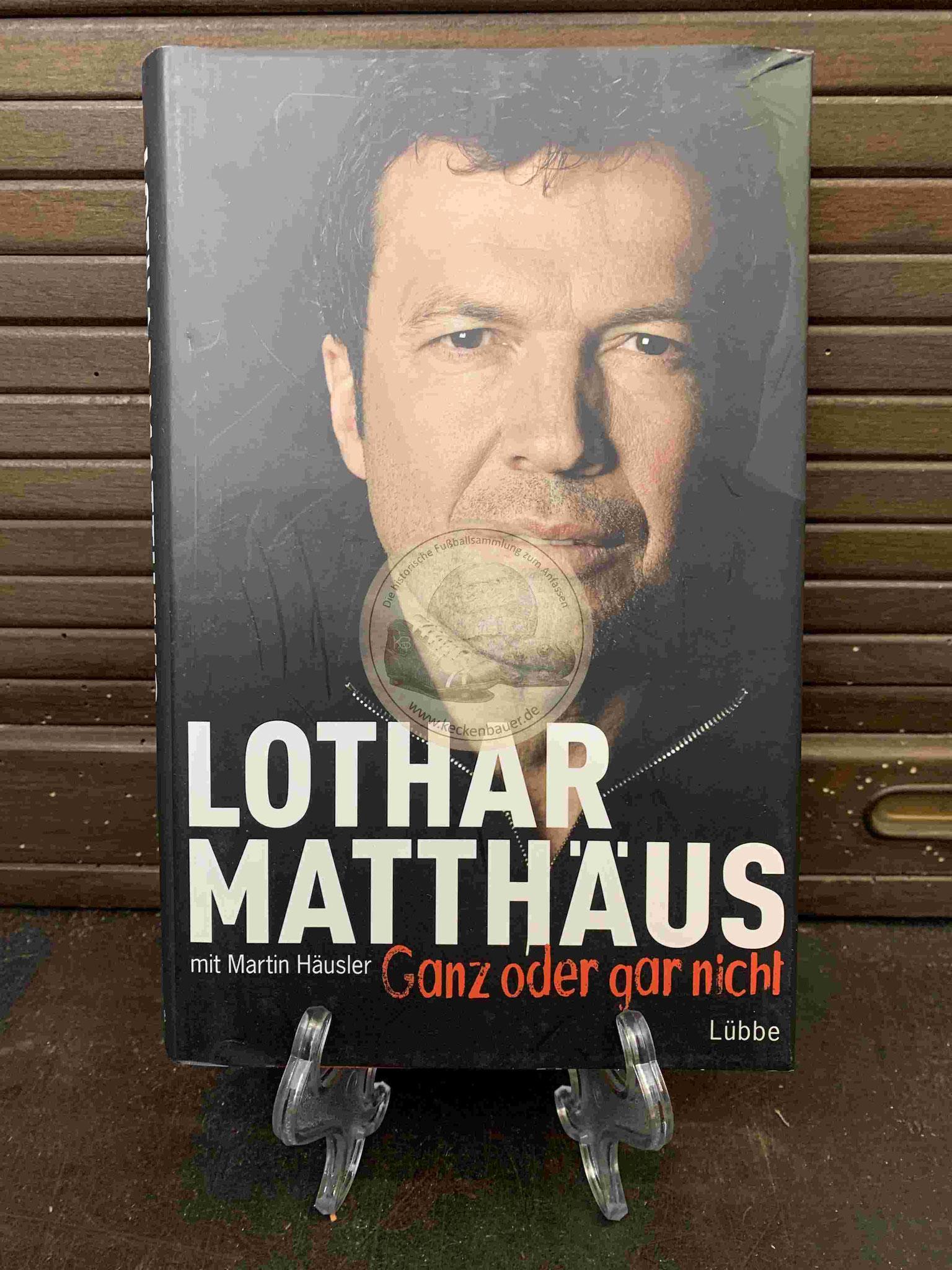 Lothar Matthäus Ganz oder gar nicht aus dem Jahr 2012