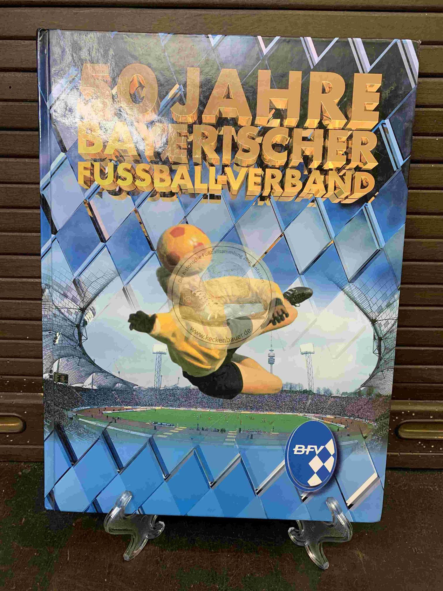 50 Jahre Bayrischer Fußball Verband aus dem Jahr 1995