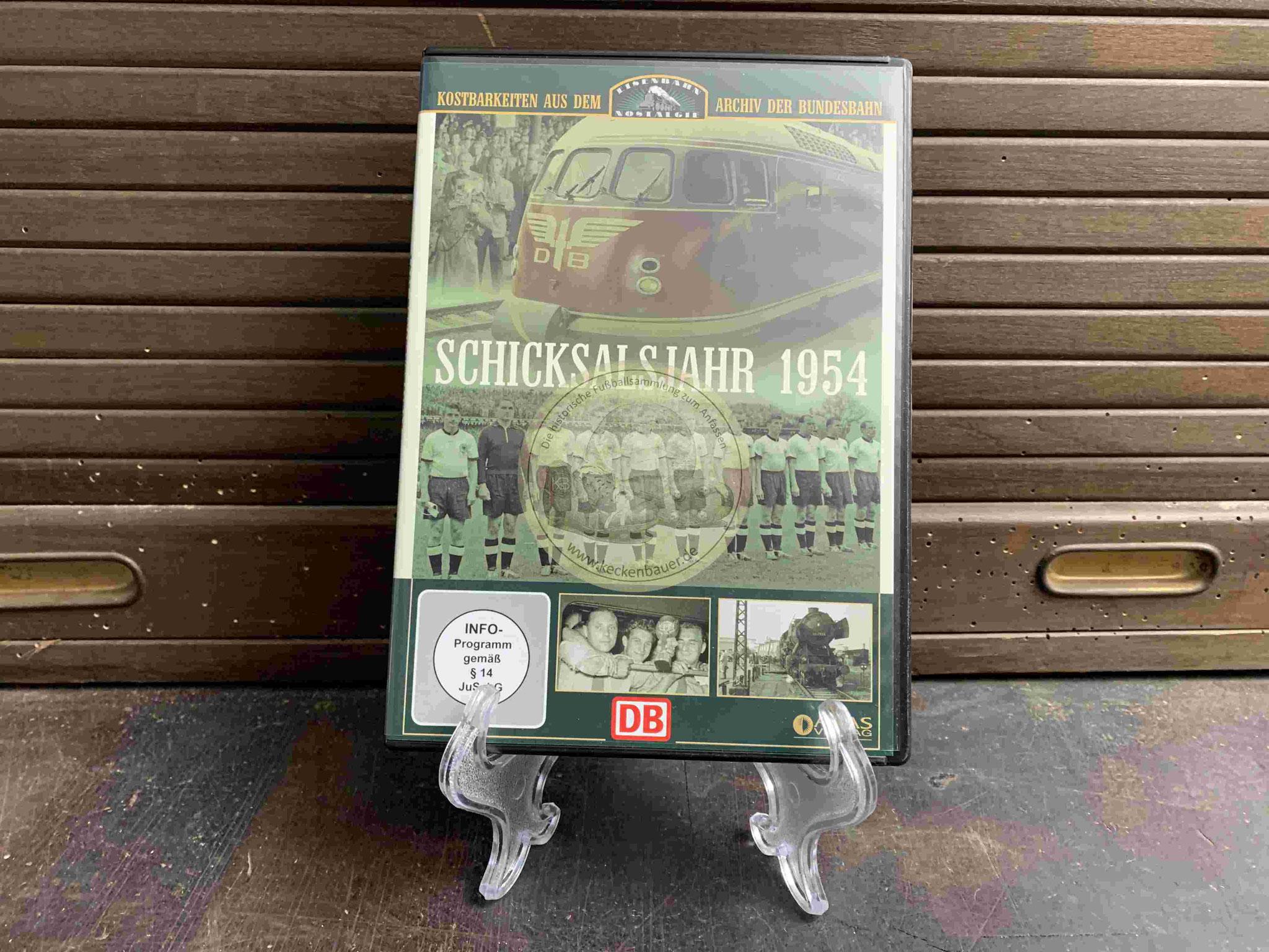 2007 Schicksalsjahr 1954 Die Jahreschronik der Deutschen Bahn