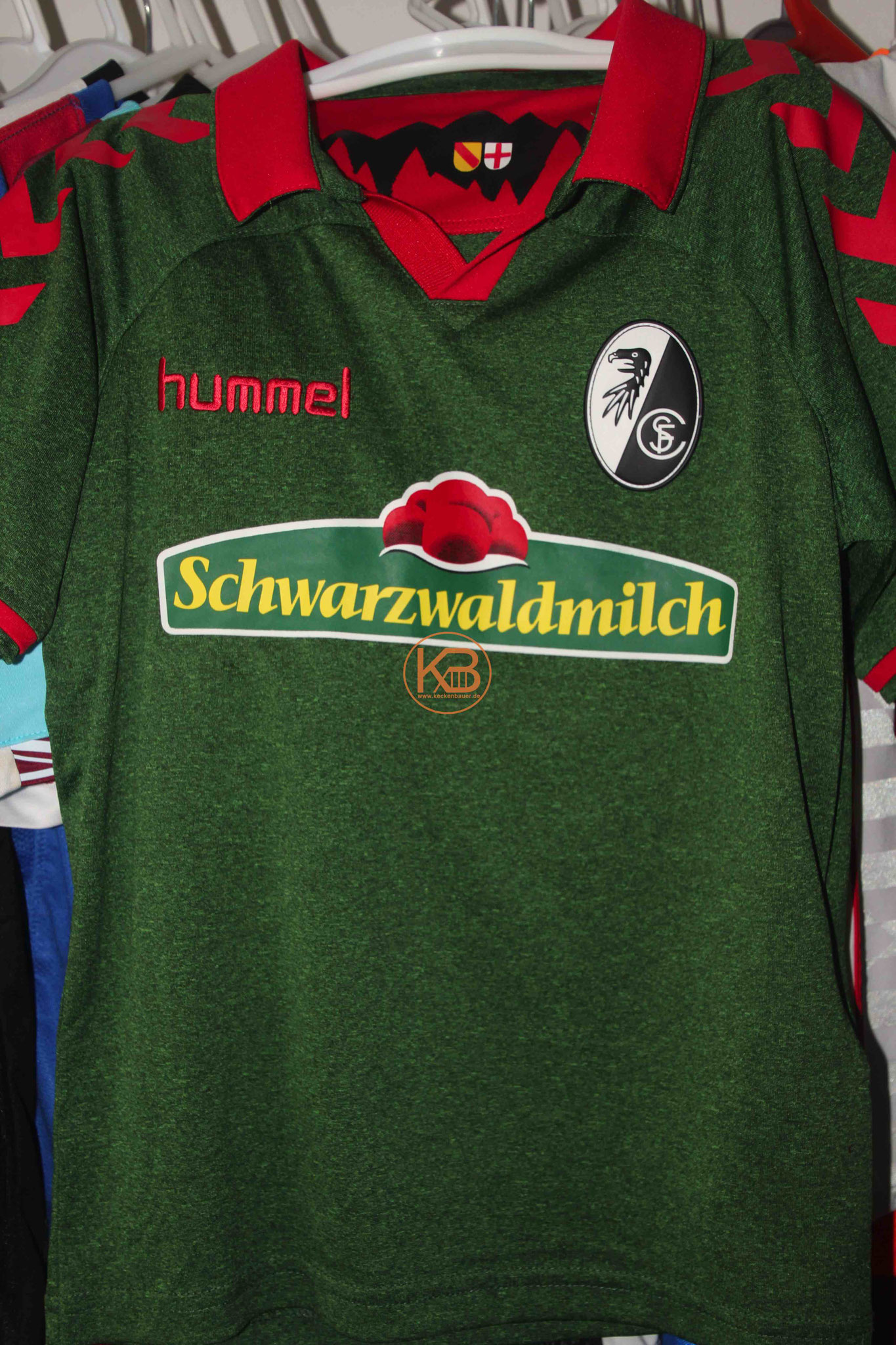 Hummel Trikot vom SC Freiburg