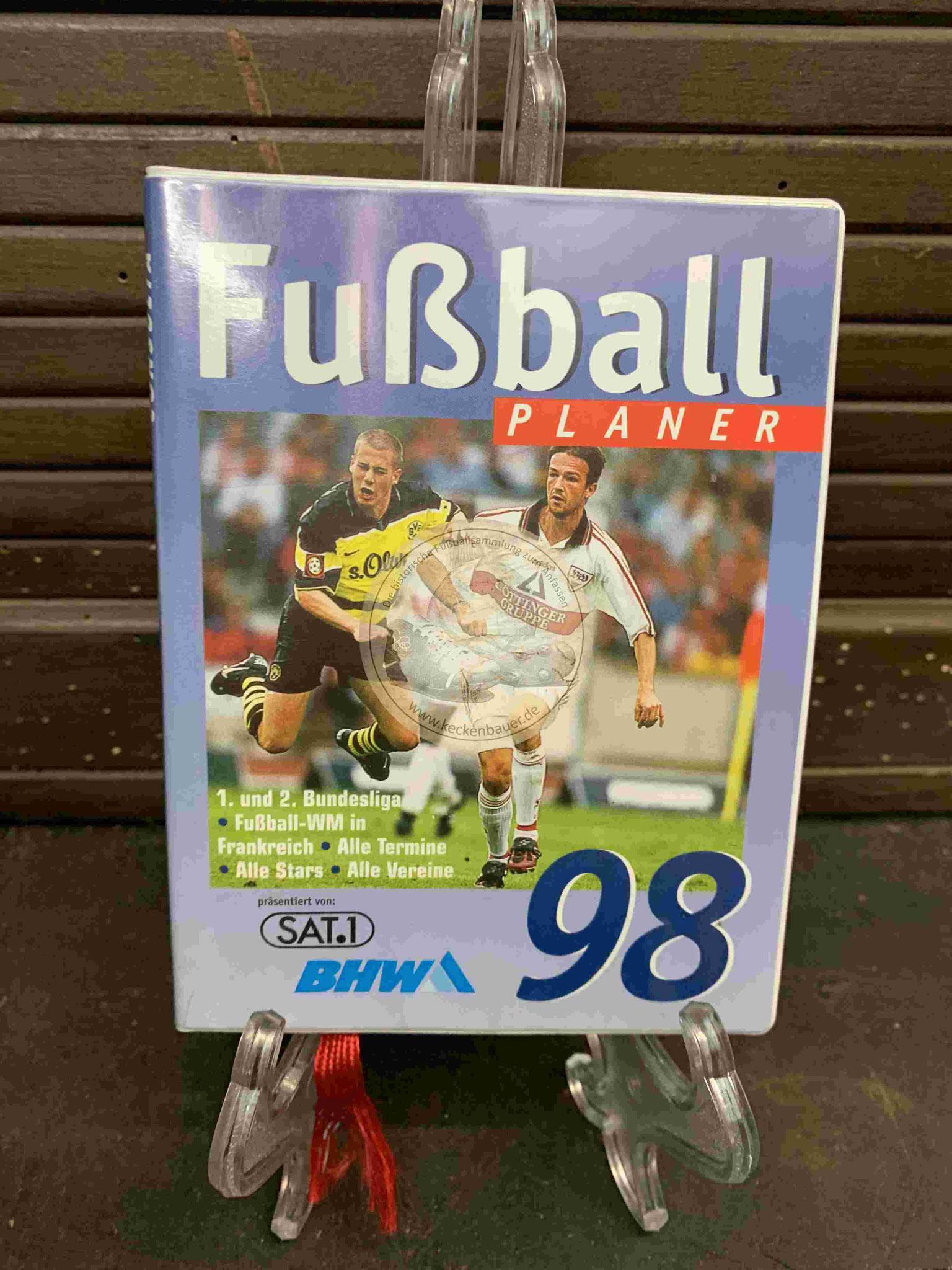 Fußball Planer 98