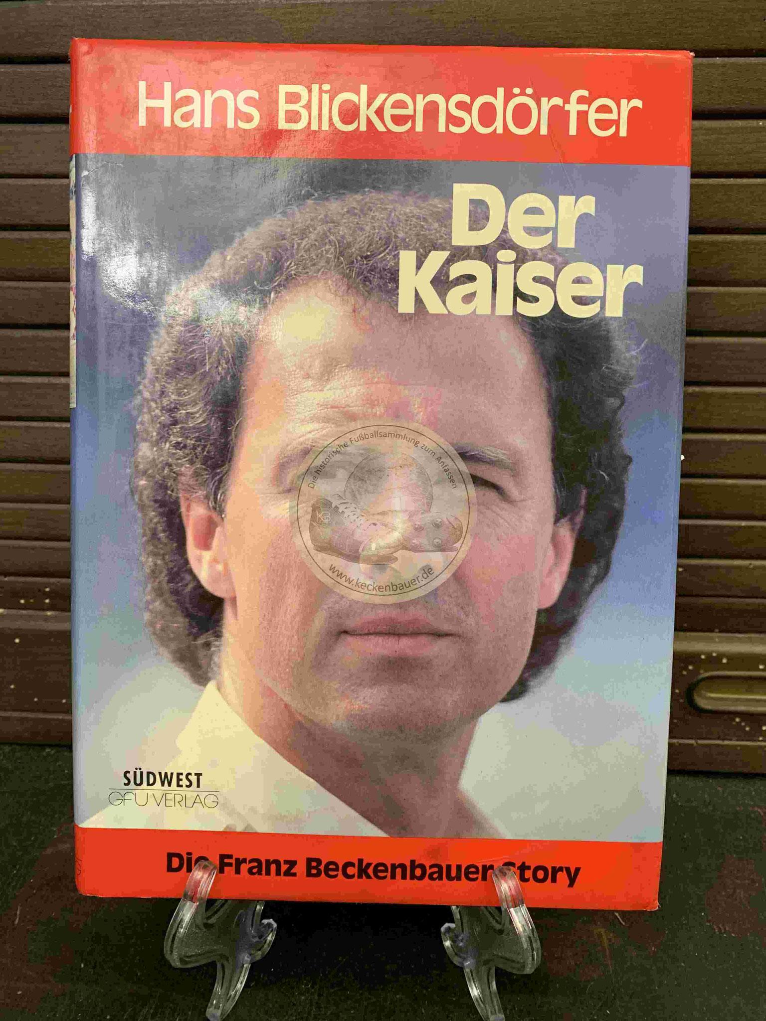 Hans Blickendörfer Der Kaiser aus dem Jahr 1991
