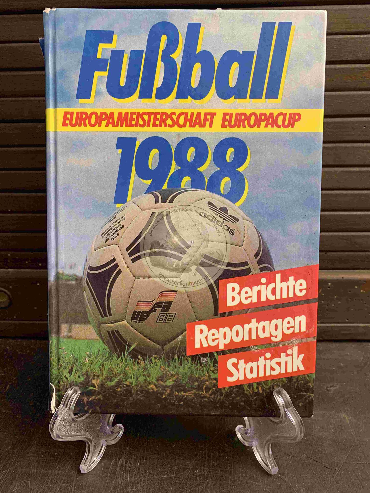 Fußball Europameisterschaft Eurocup 1988
