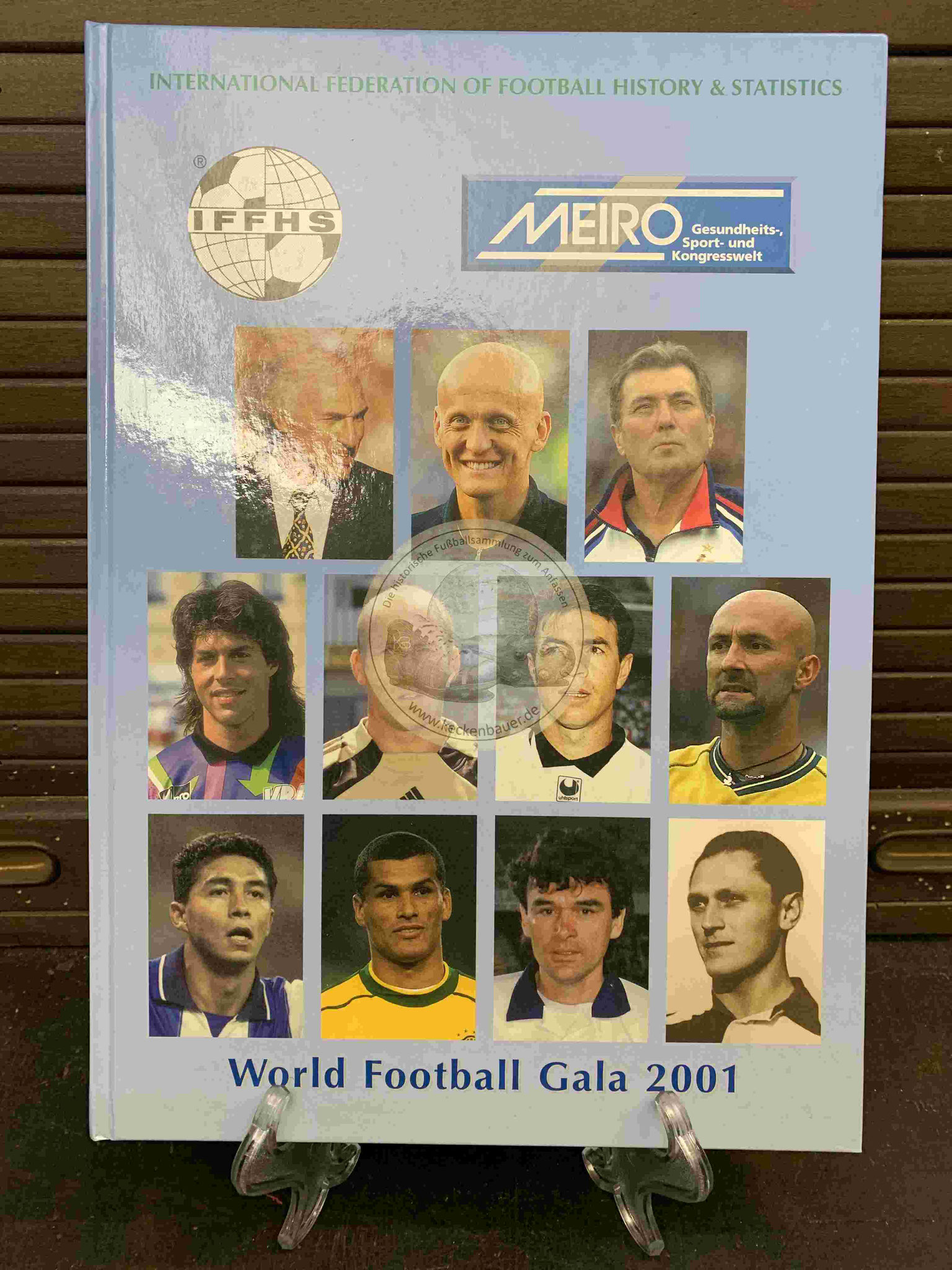 World Football Gala 2001 aus dem Jahr 2000