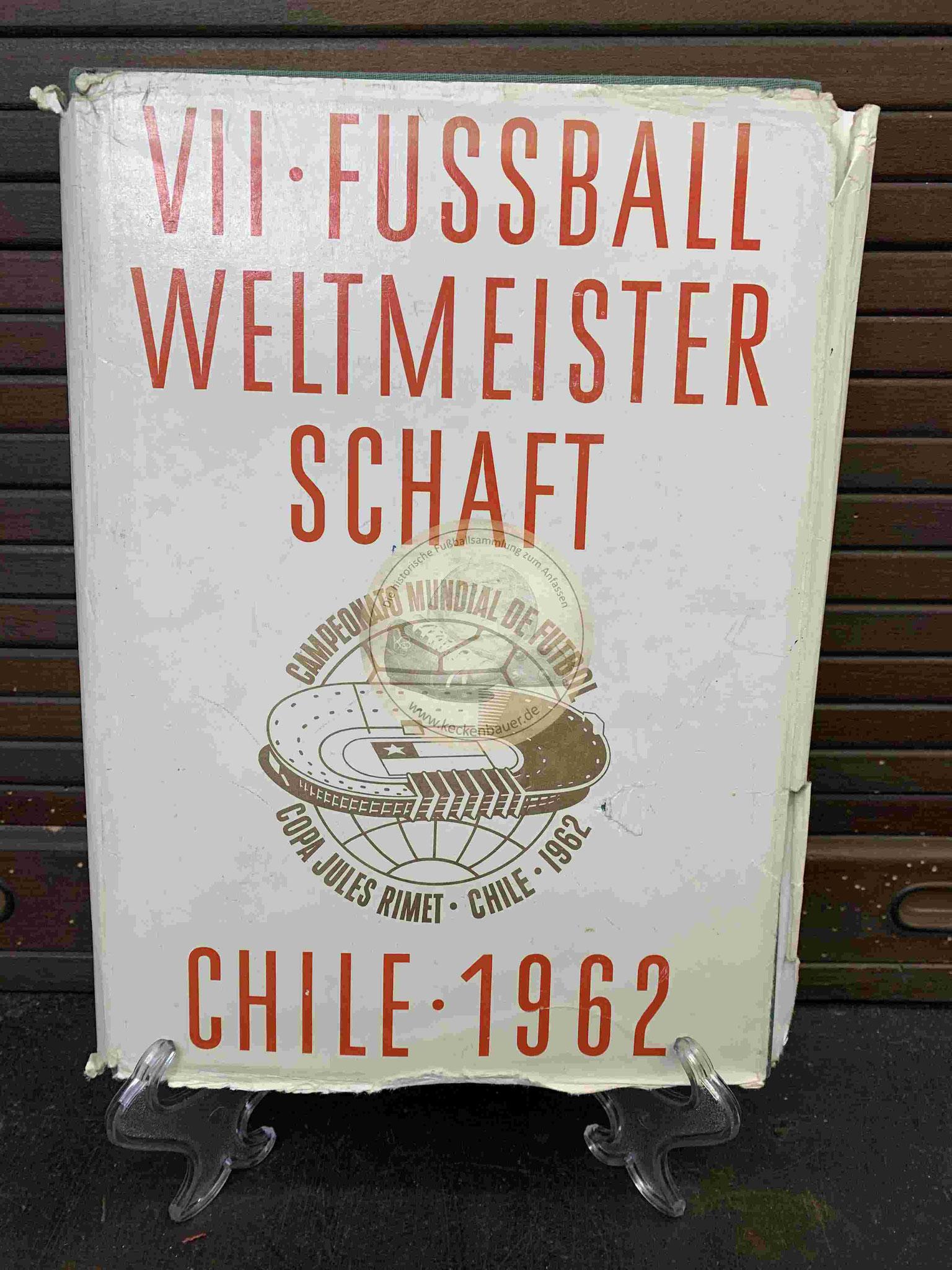 VII Fussballweltmeisterschaft Chile 1962