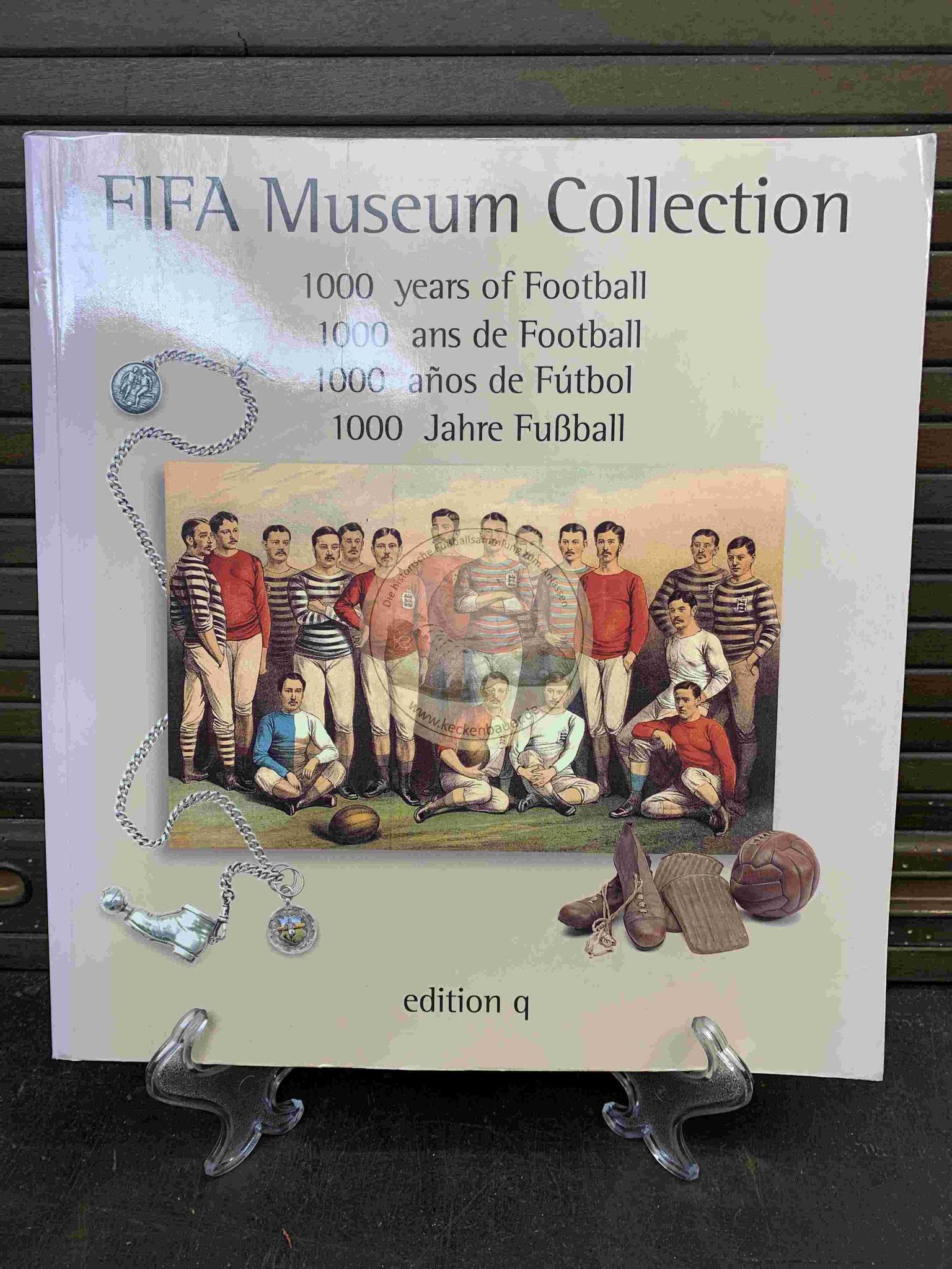 FIFA Museum Collection edition aus dem Jahr 1996