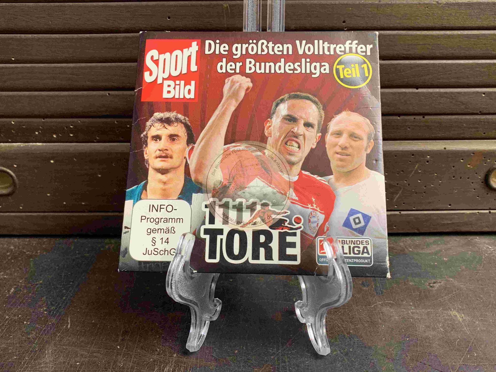 2000 Sportbild Die größten Volltreffer der  Bundesliga Teil 1