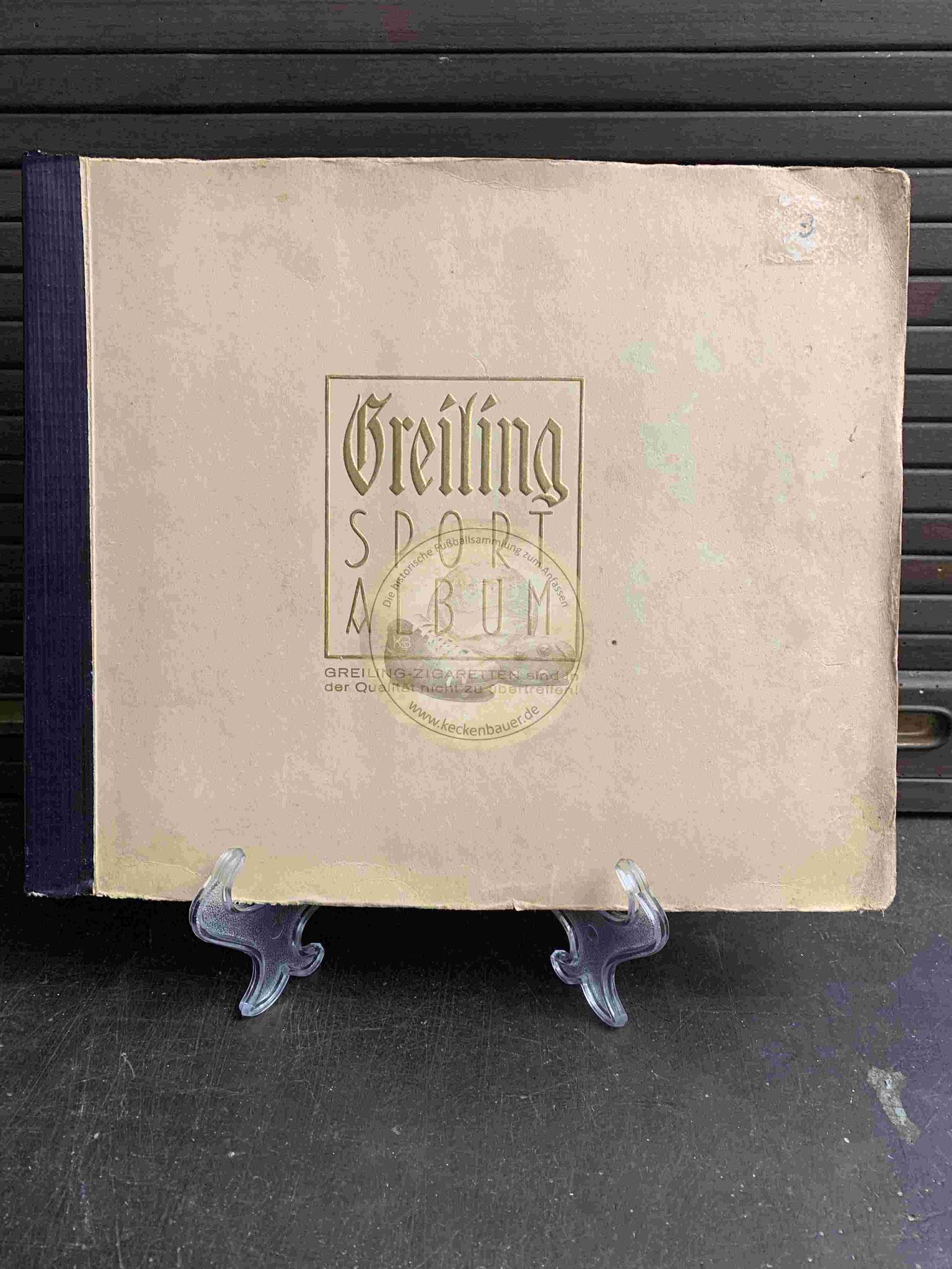 1926 Greiling Sport Album