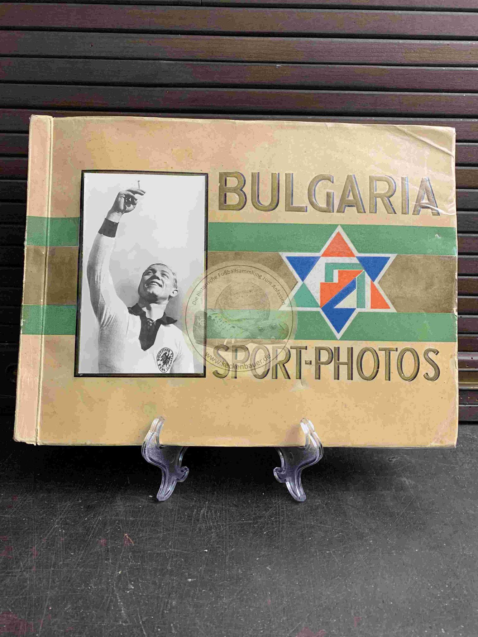 1932 Bulgaria Sport-Photos