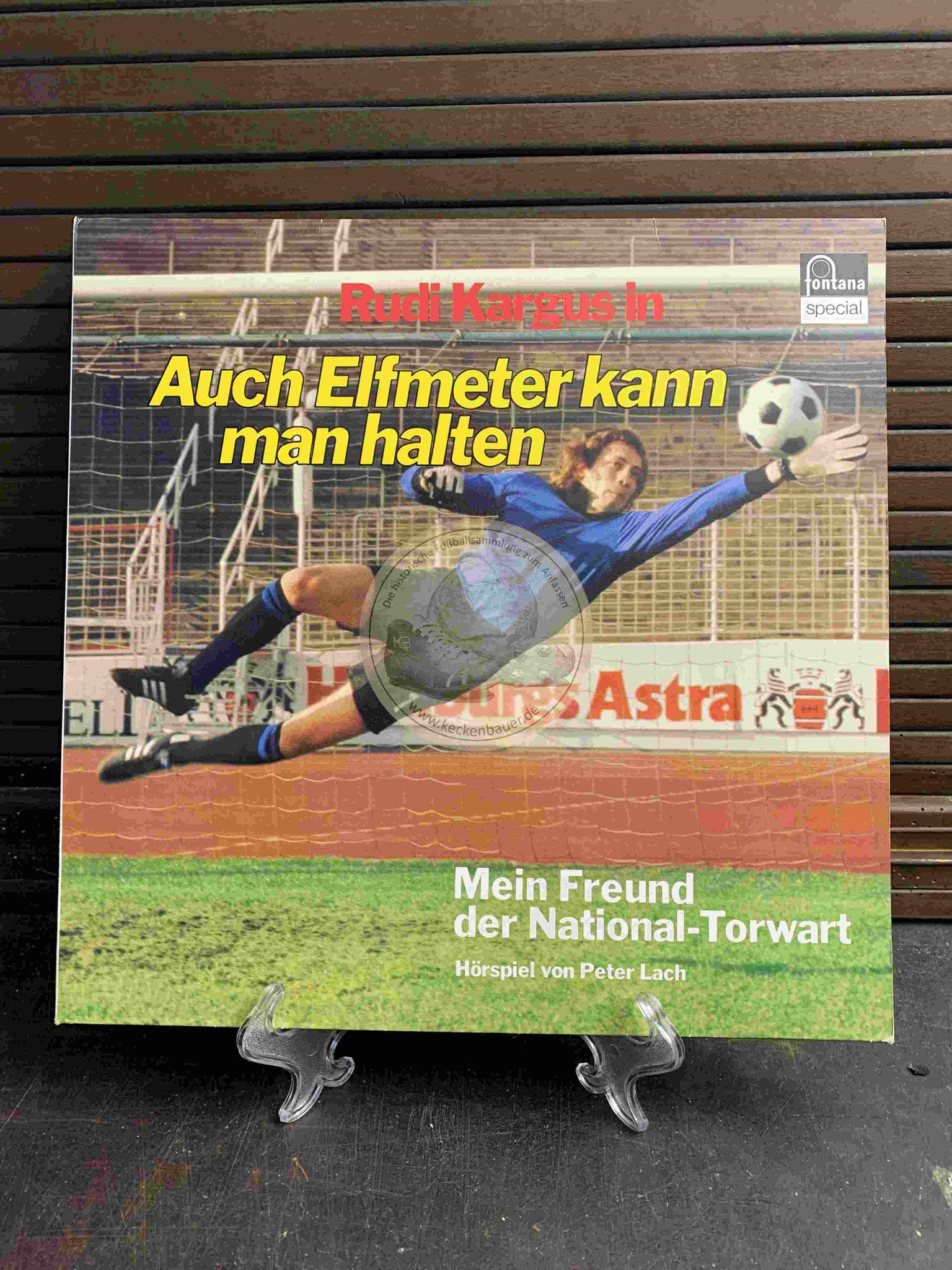 1977 Rudi Kargus in Auch Elfmeter kann man halten