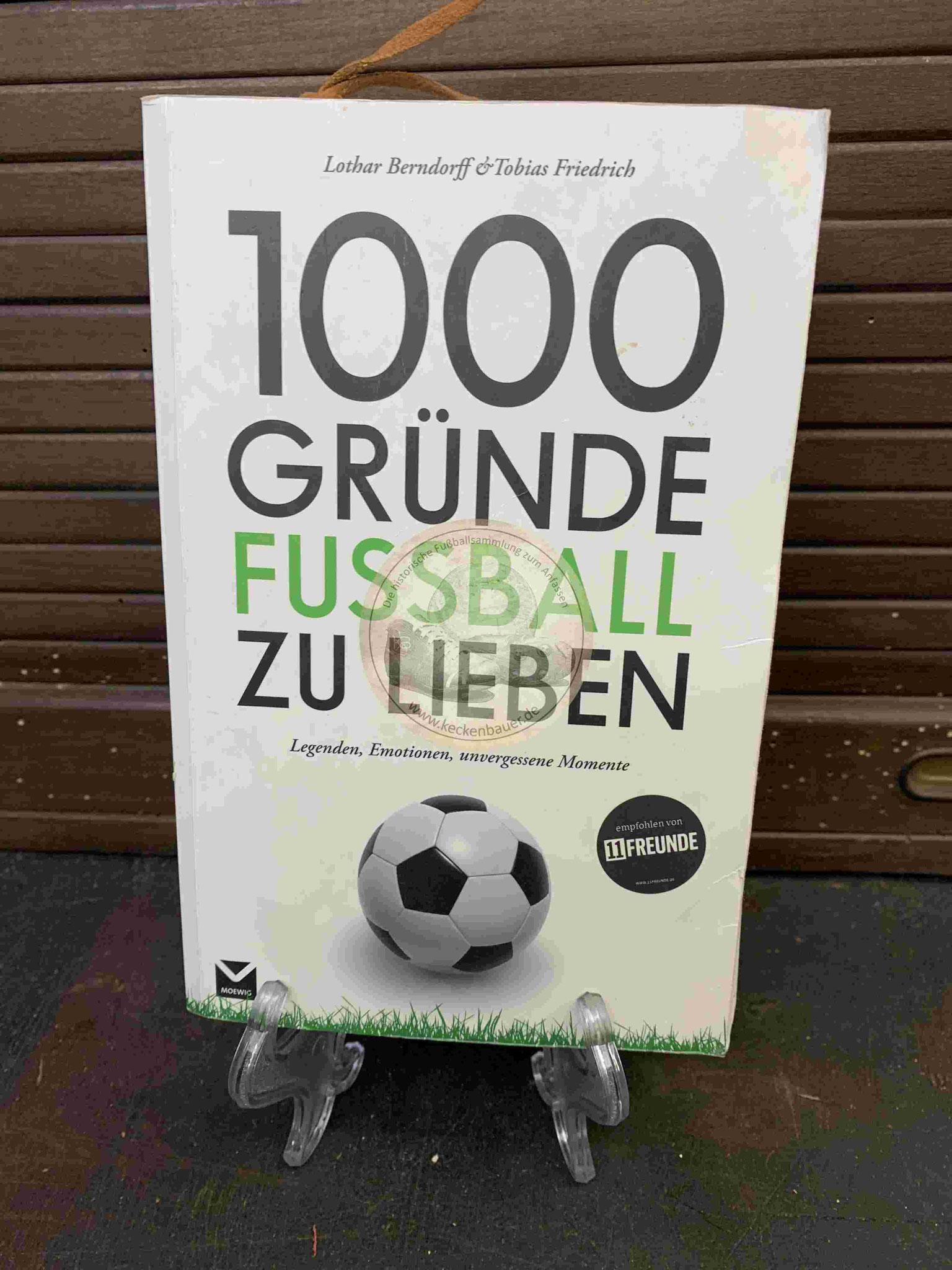 1000 Gründe Fussball zu lieben aus dem Jahr 2008