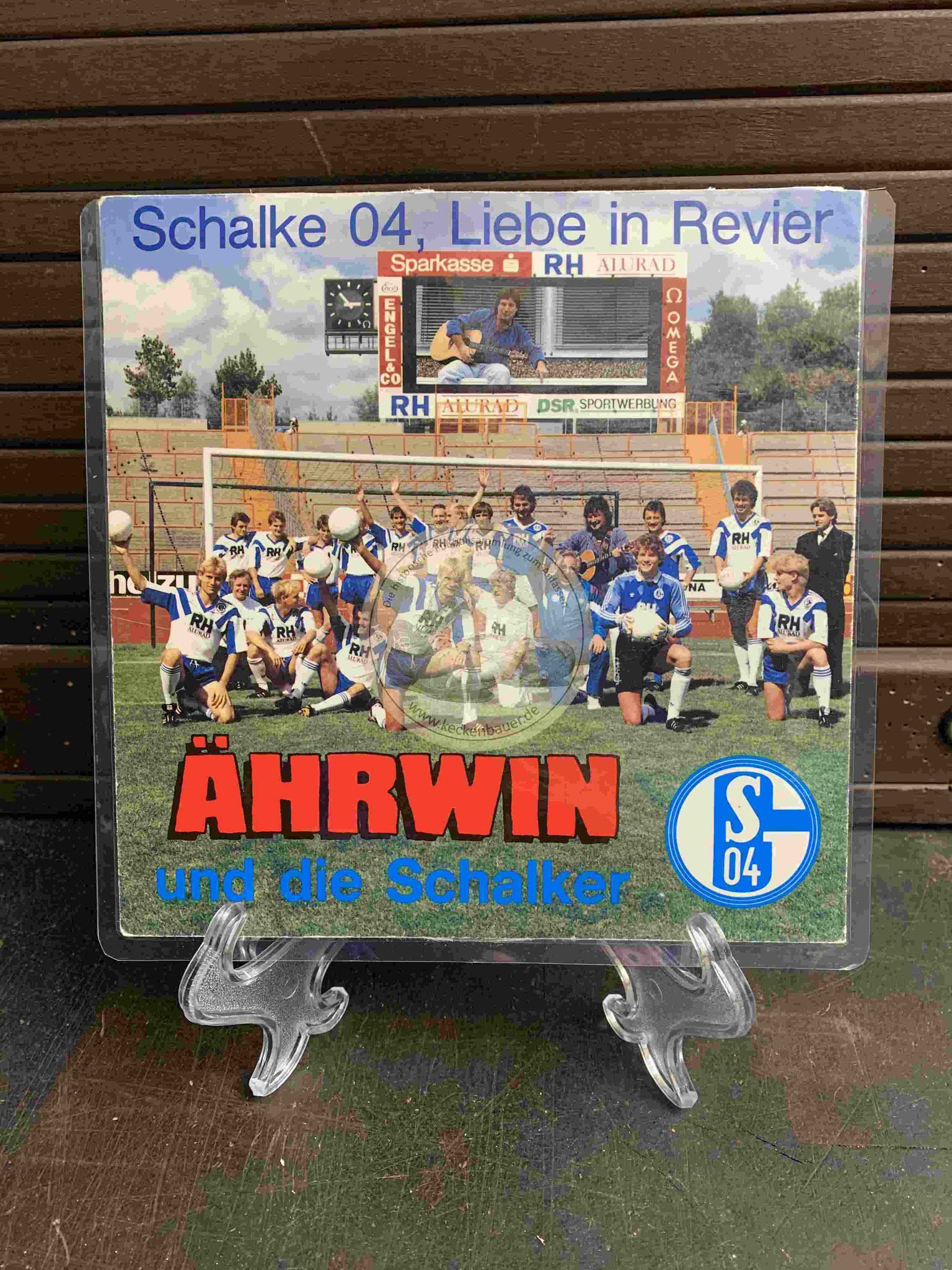 1989 Schalke 04  Liebe im Revier Ährwin und die Schalker
