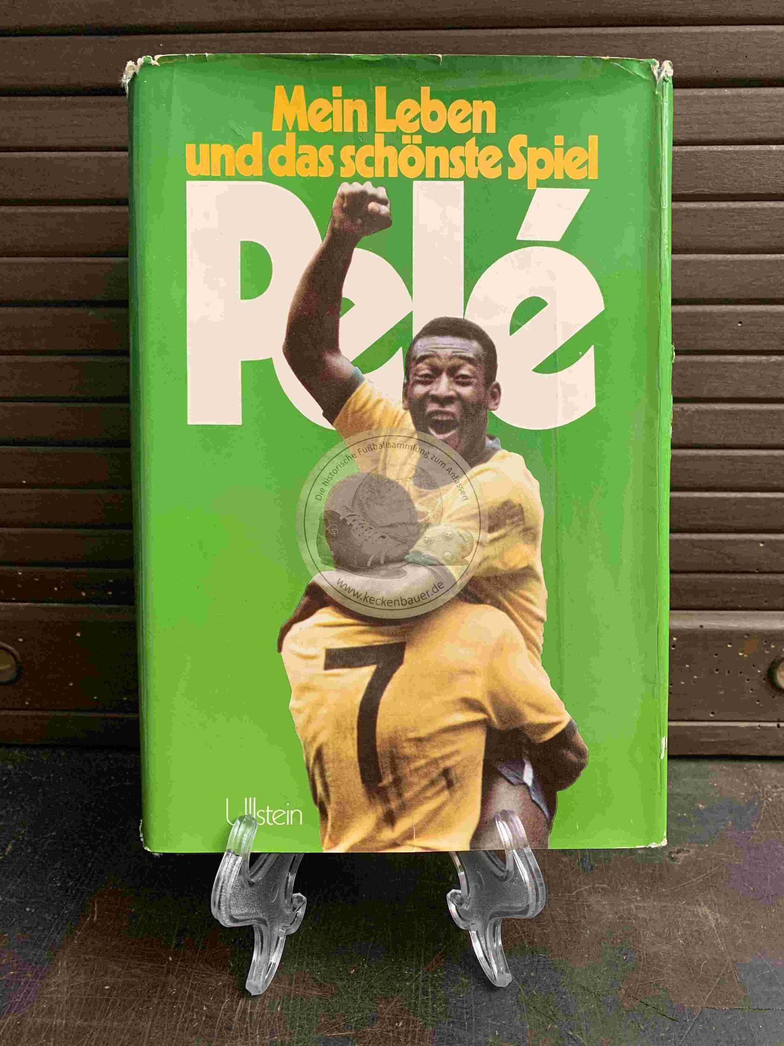 Pelé Mein Leben und das schönste Spiel aus dem Jahr 1977