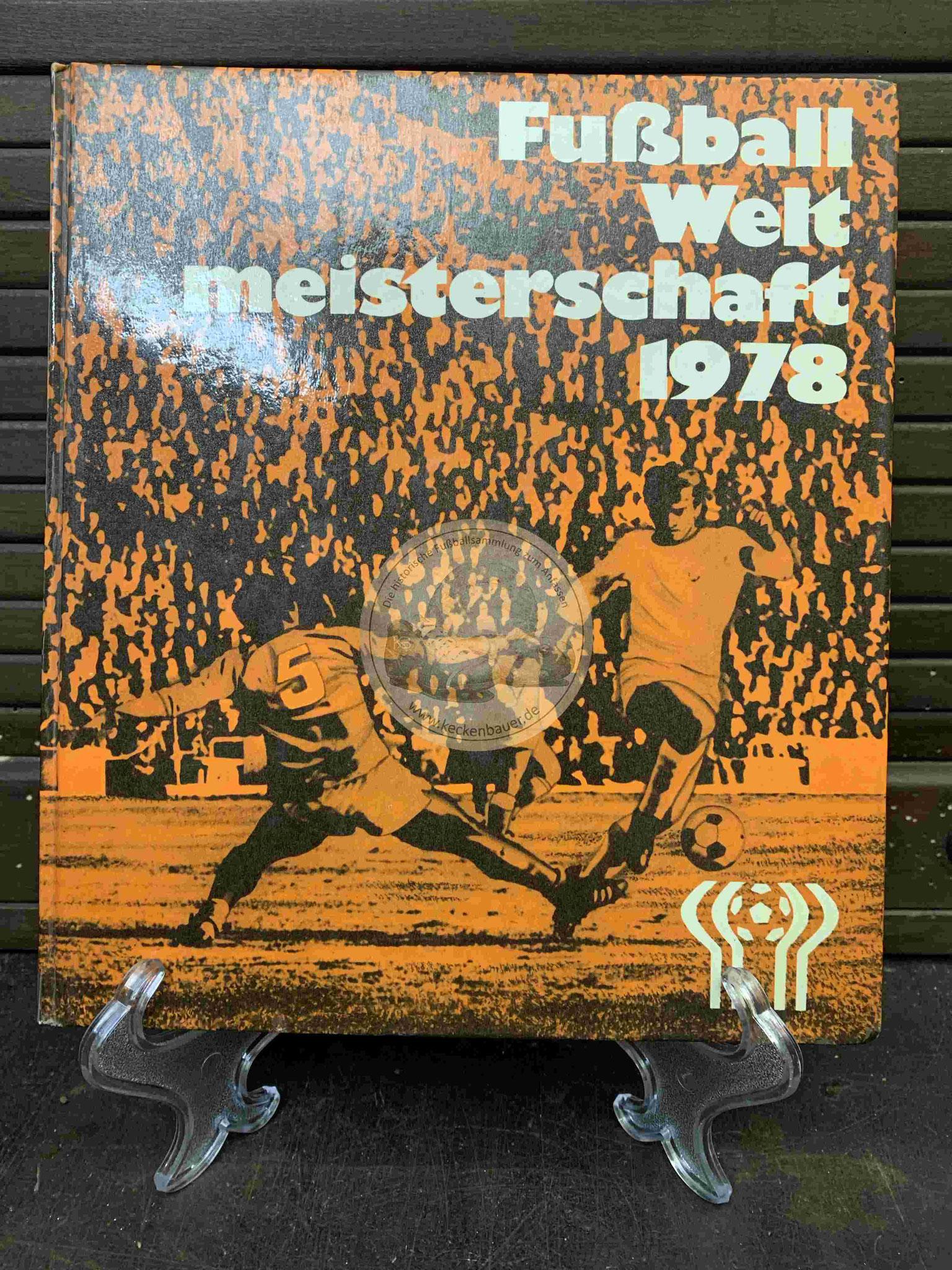 Fußball Weltmeisterschaft 1978