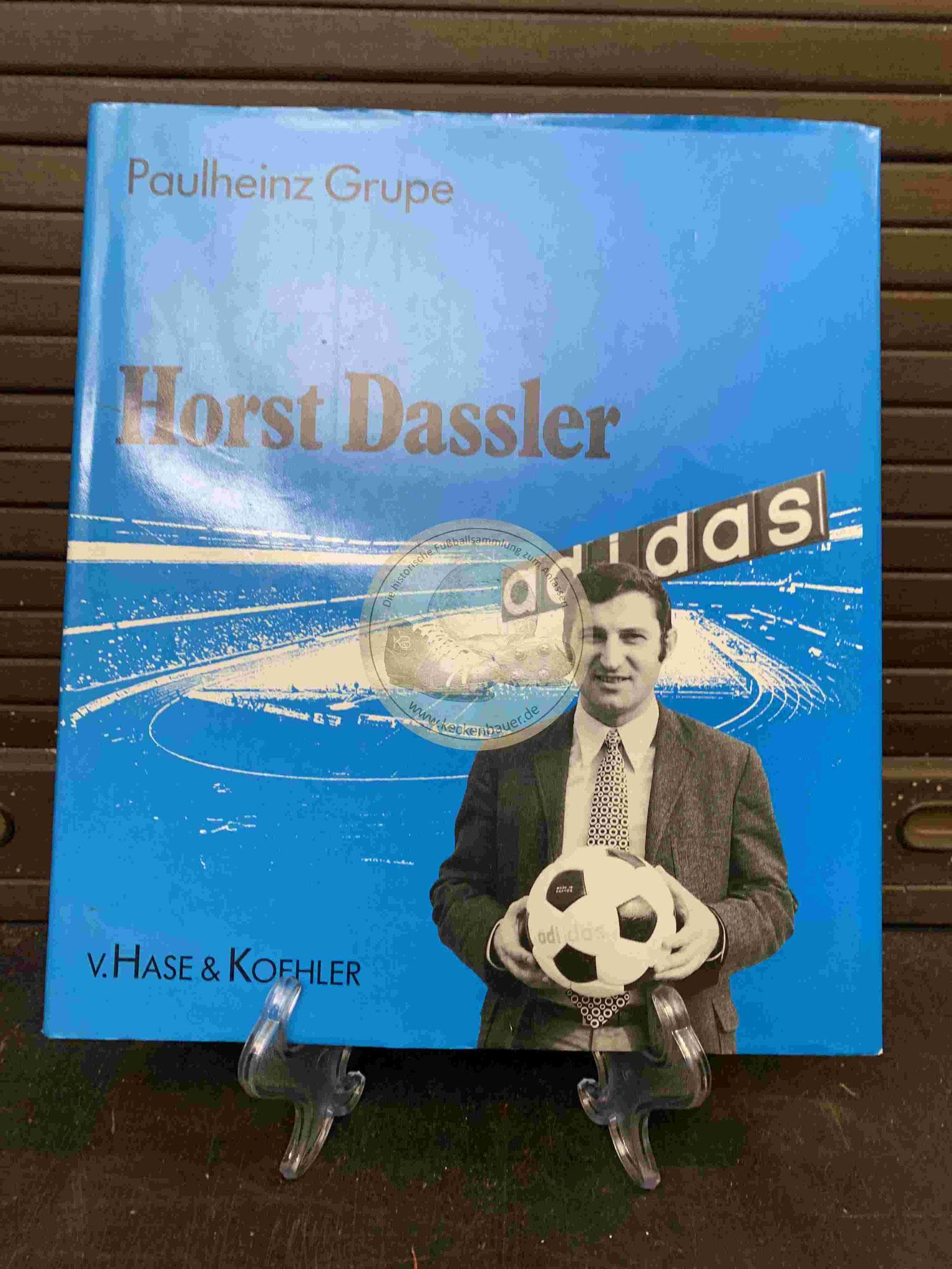 Paulheinz Grupe Horst Dassler v.Hase & Koehler aus dem Jahr 1992
