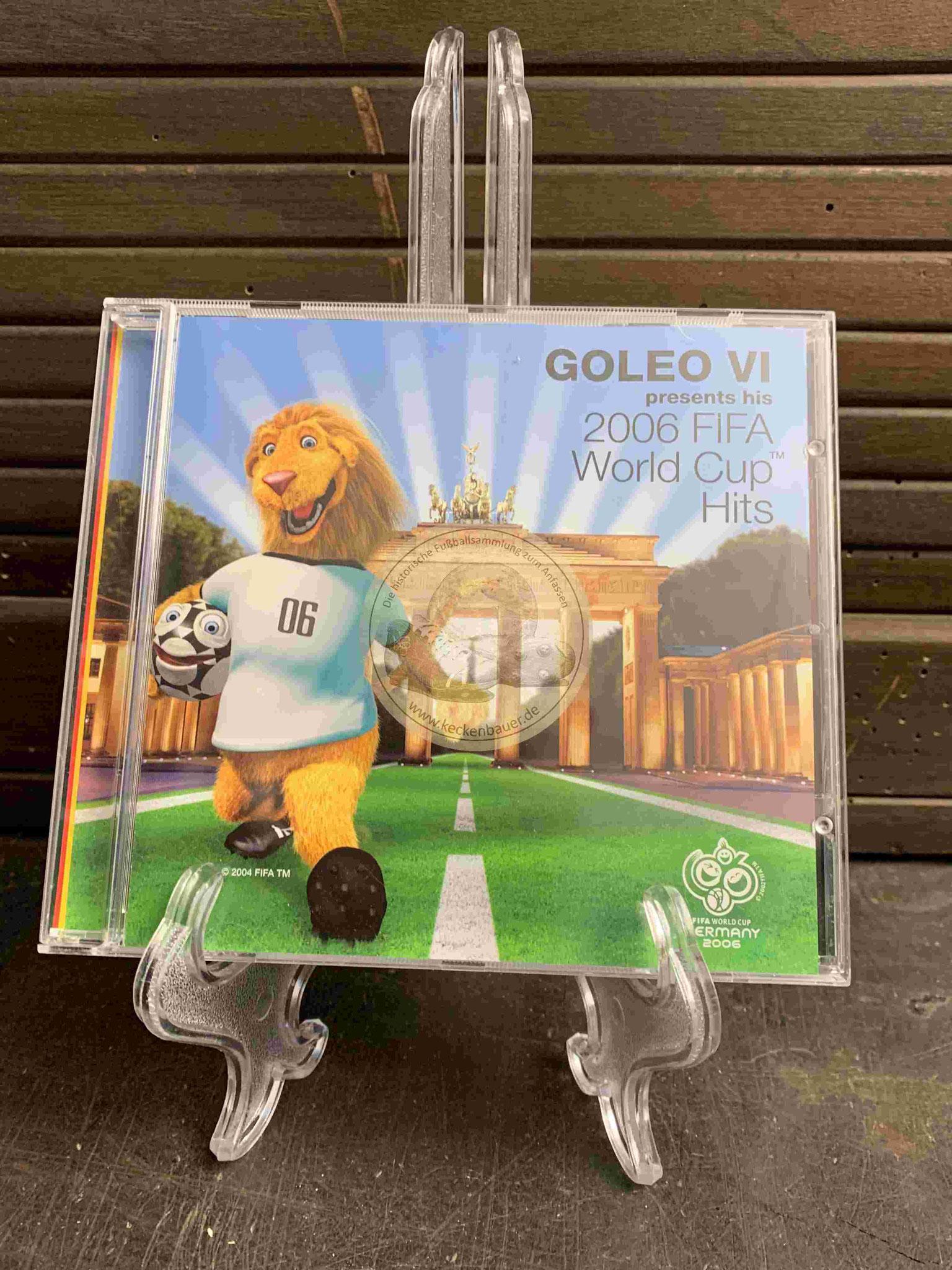 2006 Goleo VI 2006 FIFA World Cup Hits