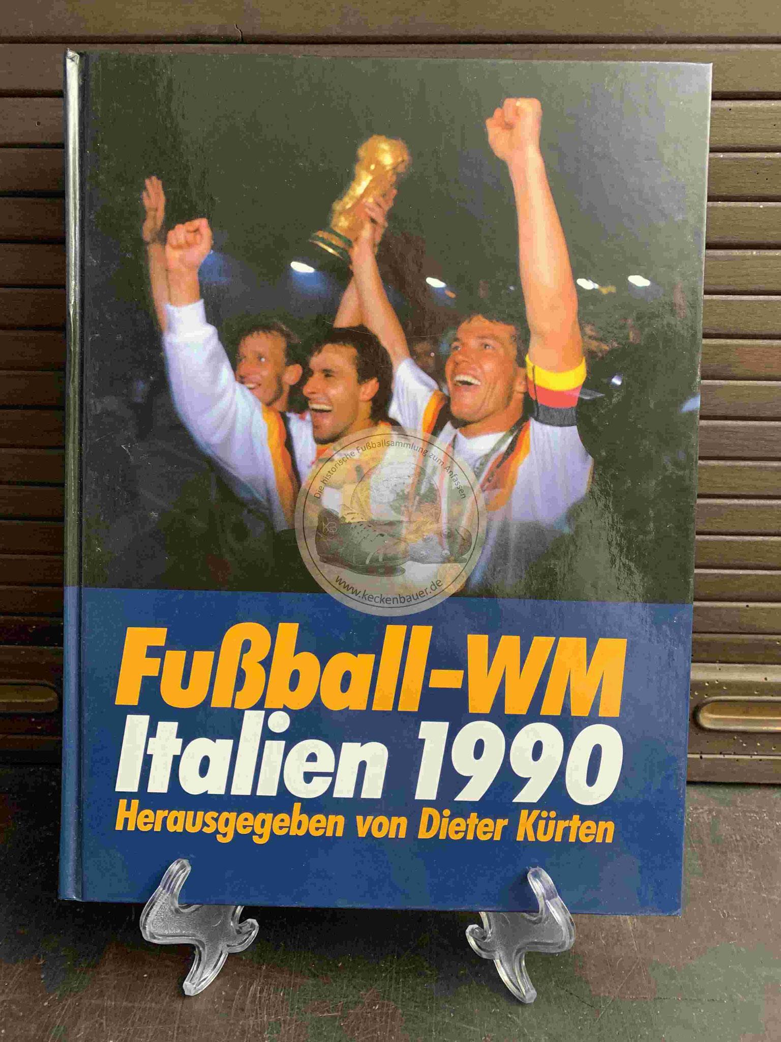 Dieter Kürten Fußball-WM Italien 1990