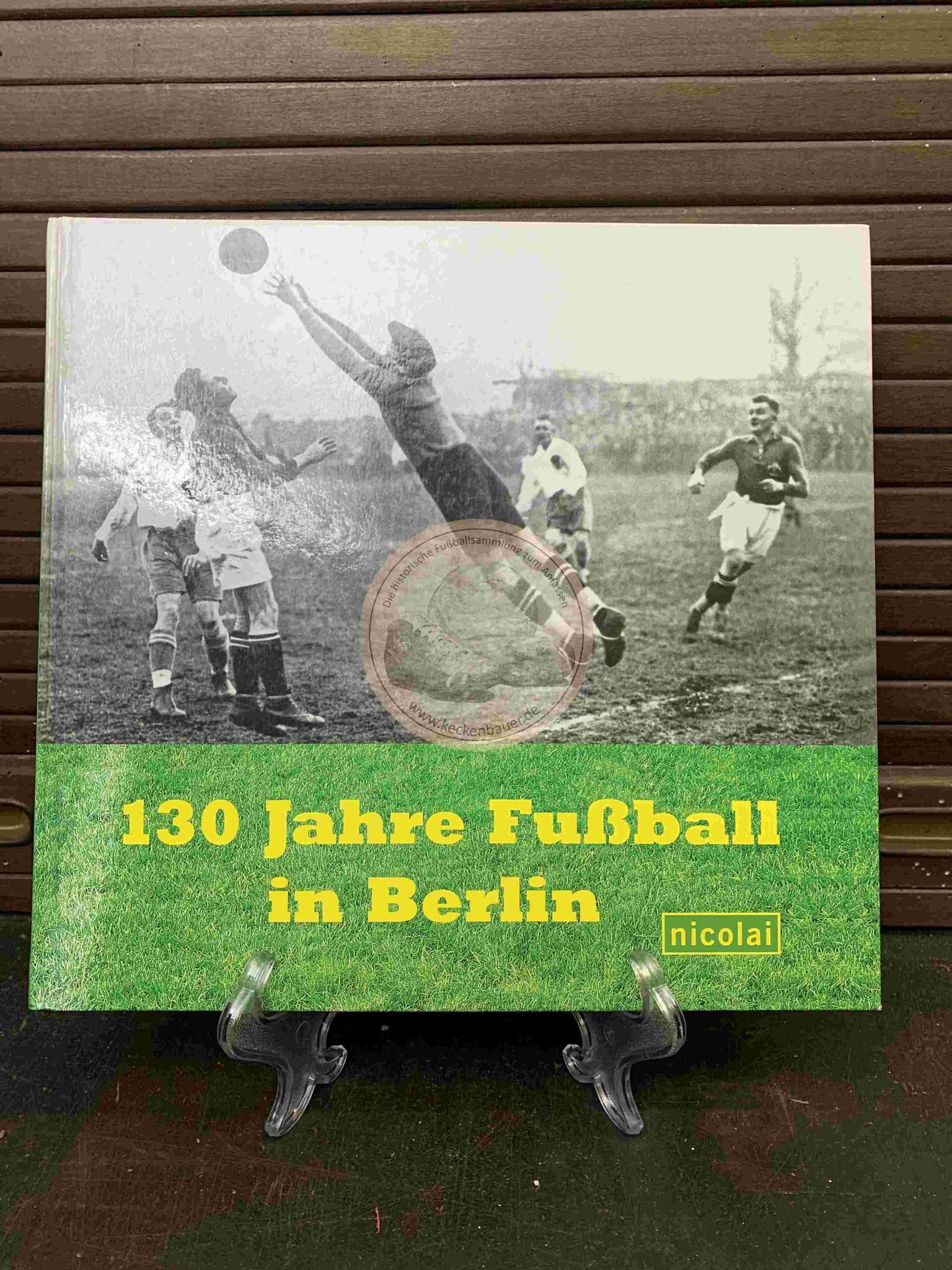 130 Jahre Fußball in Berlin aus dem Jahr 2006