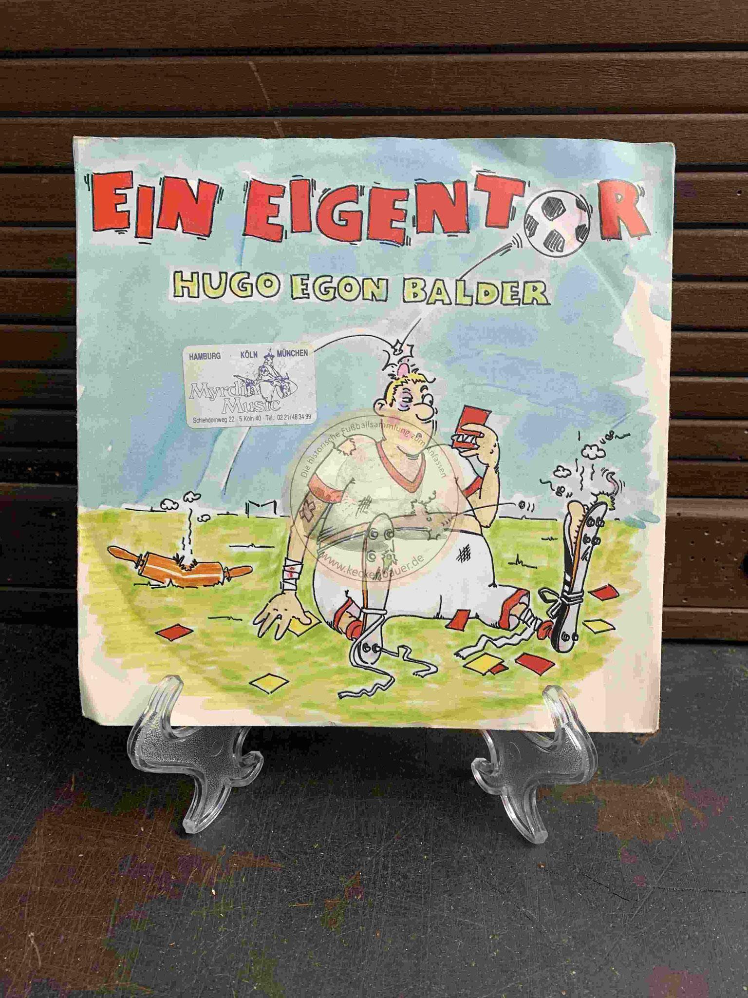 1986 Hugo Egon Balder Ein Eigentor